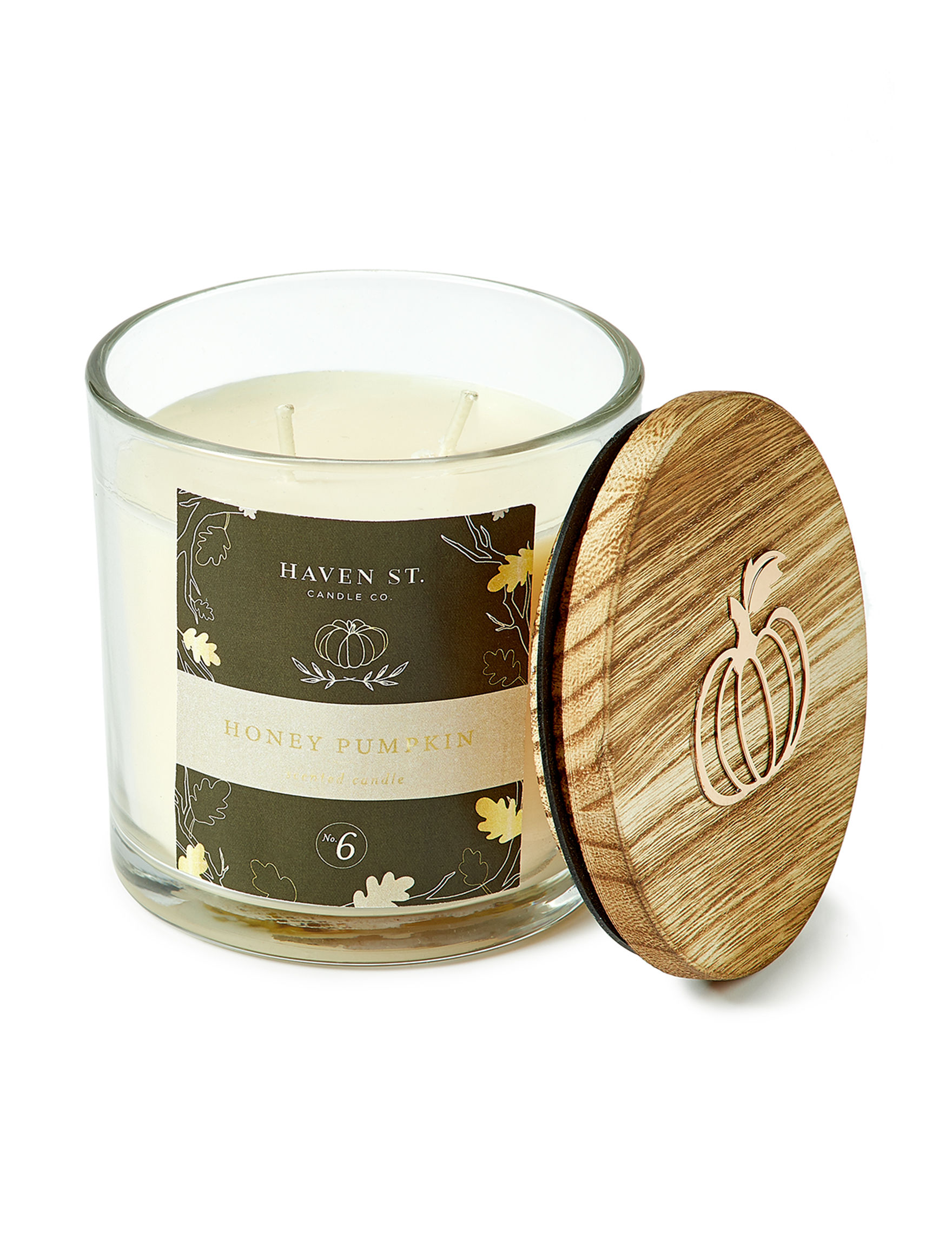 Decorware White Candles Candles & Diffusers