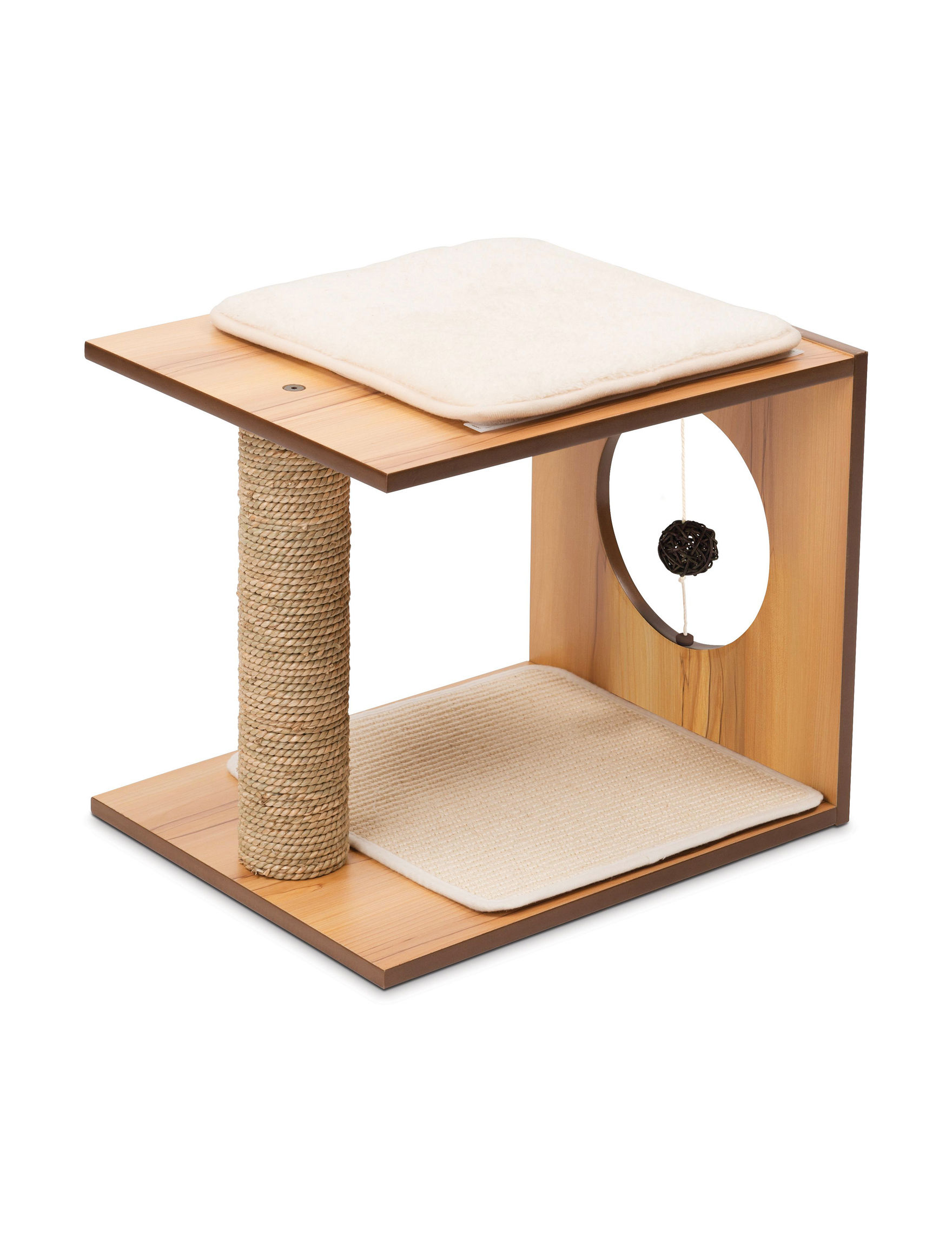 Hagen Beige Pet Beds & Houses