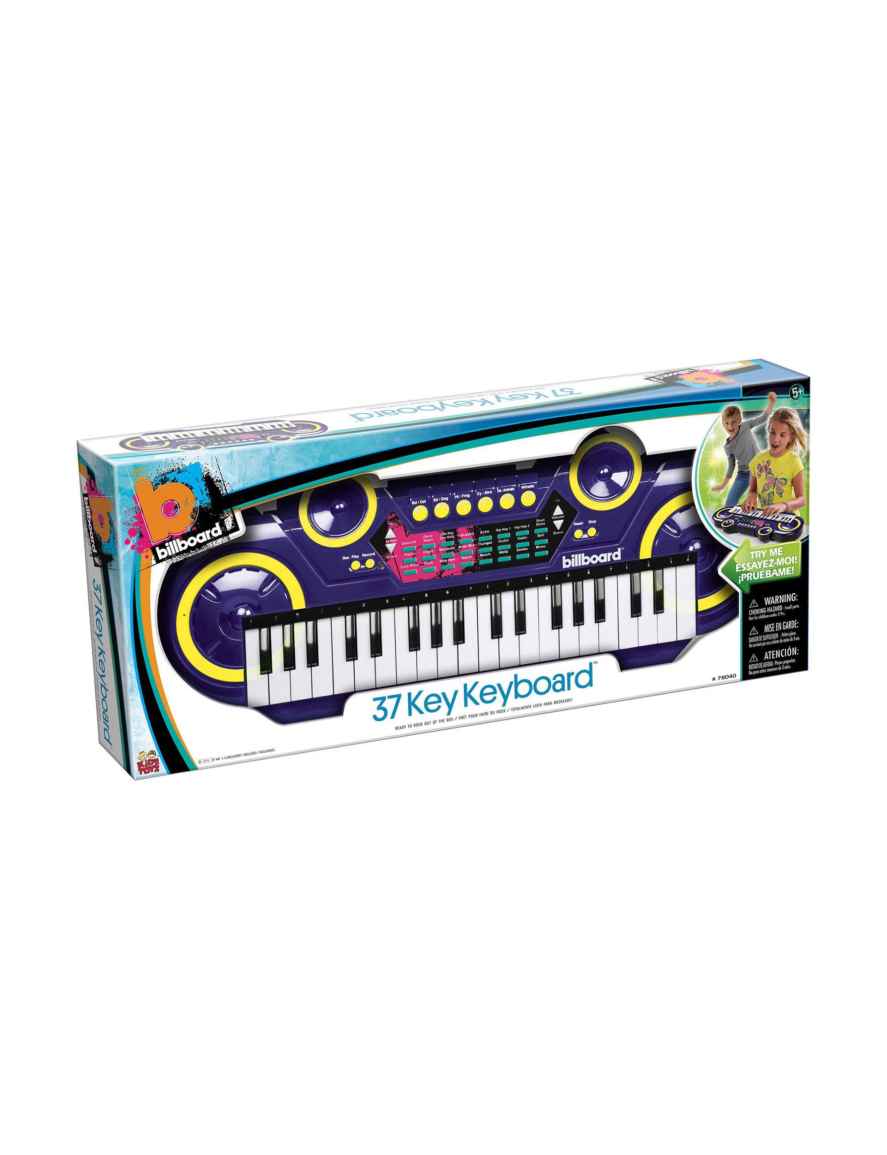 Kidz Toyz Purple / Multi