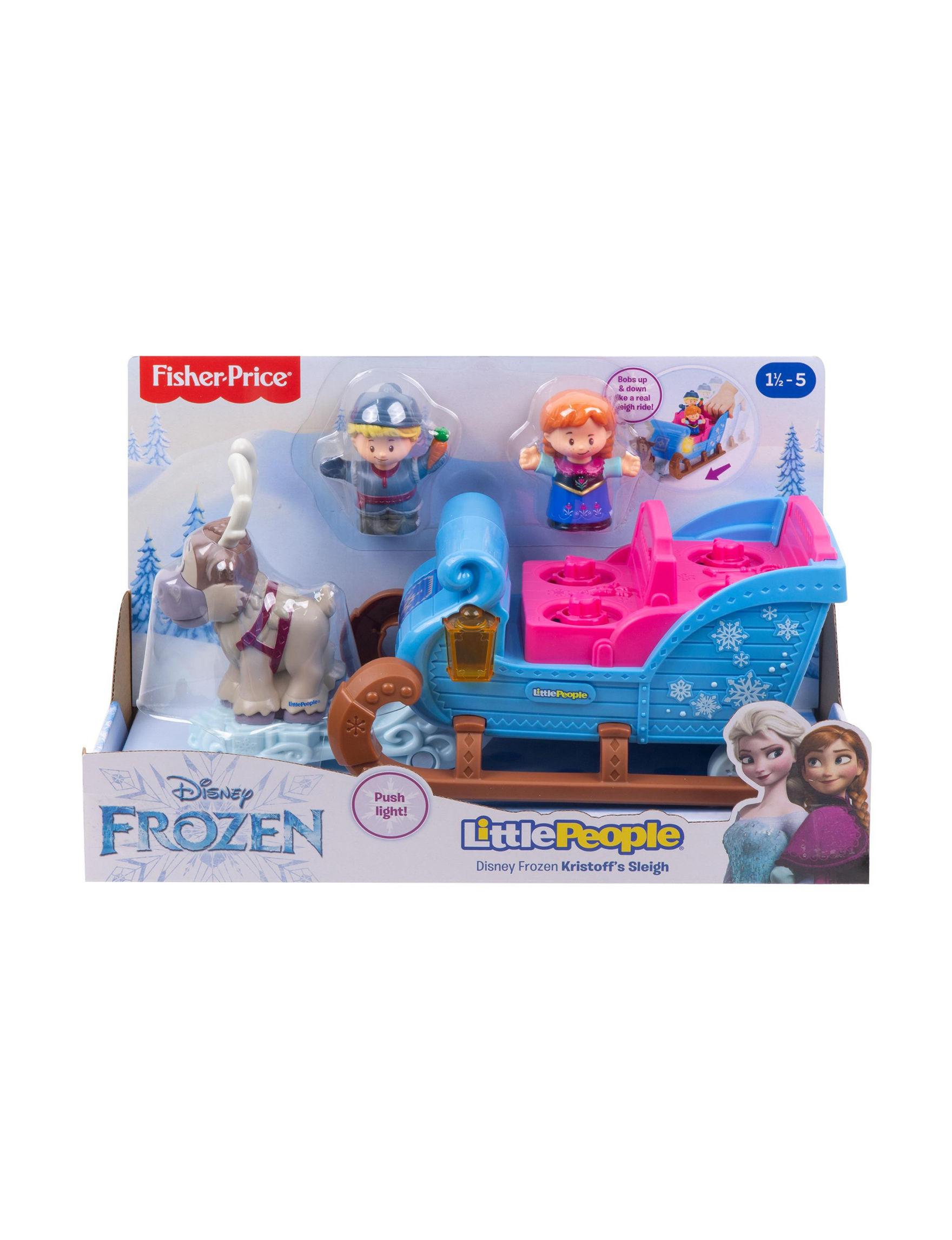 Fisher-Price Blue / Multi