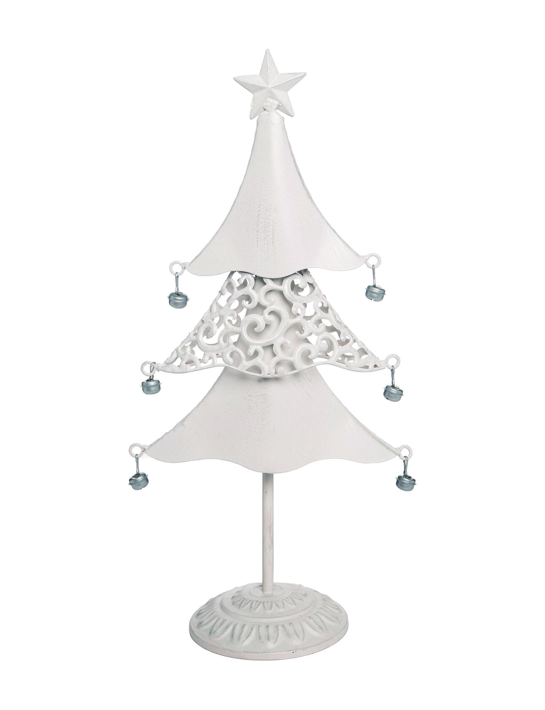 Transpac White Decorative Objects Holiday Decor
