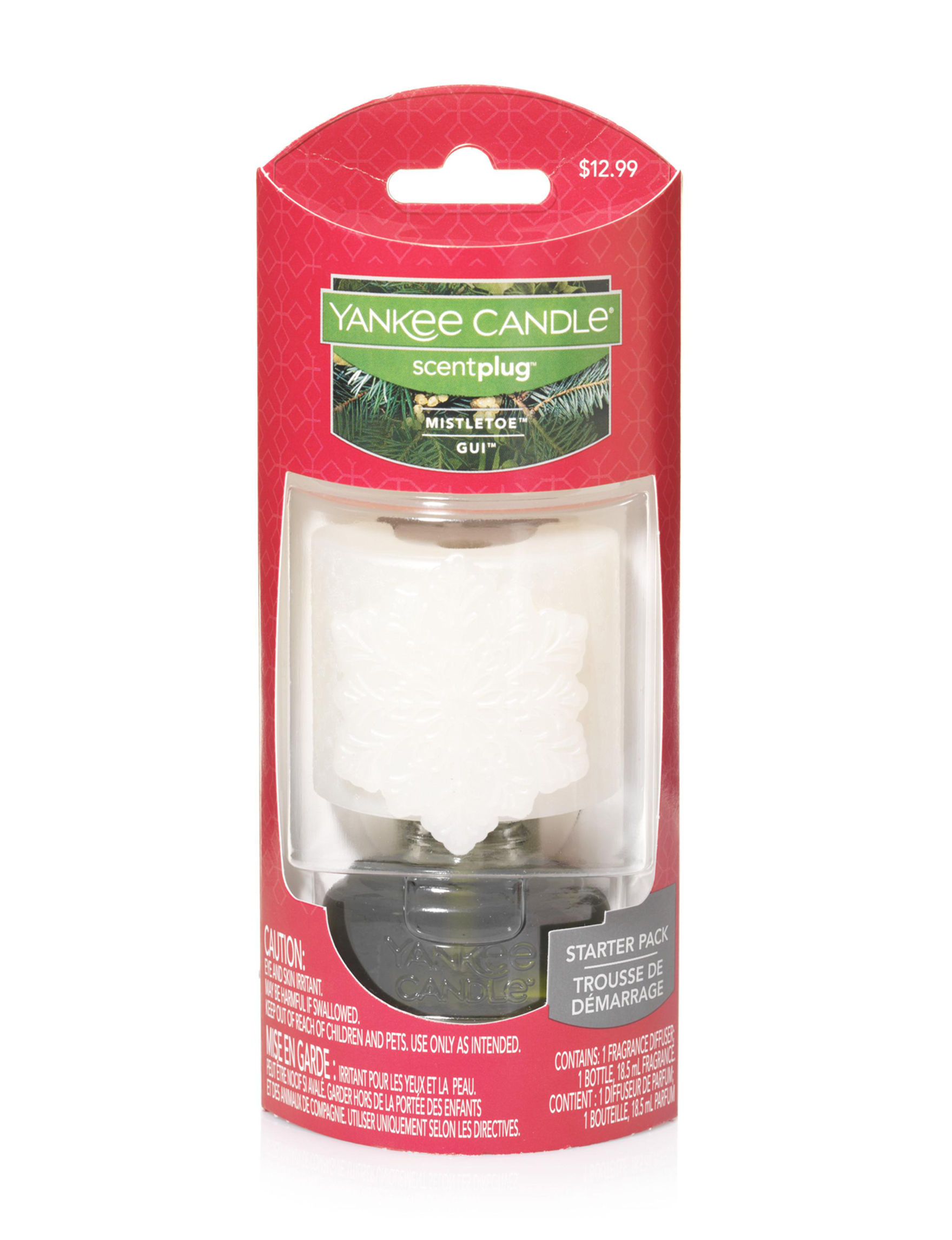 Yankee Candle White Warmers & Plug Ins Candles & Diffusers