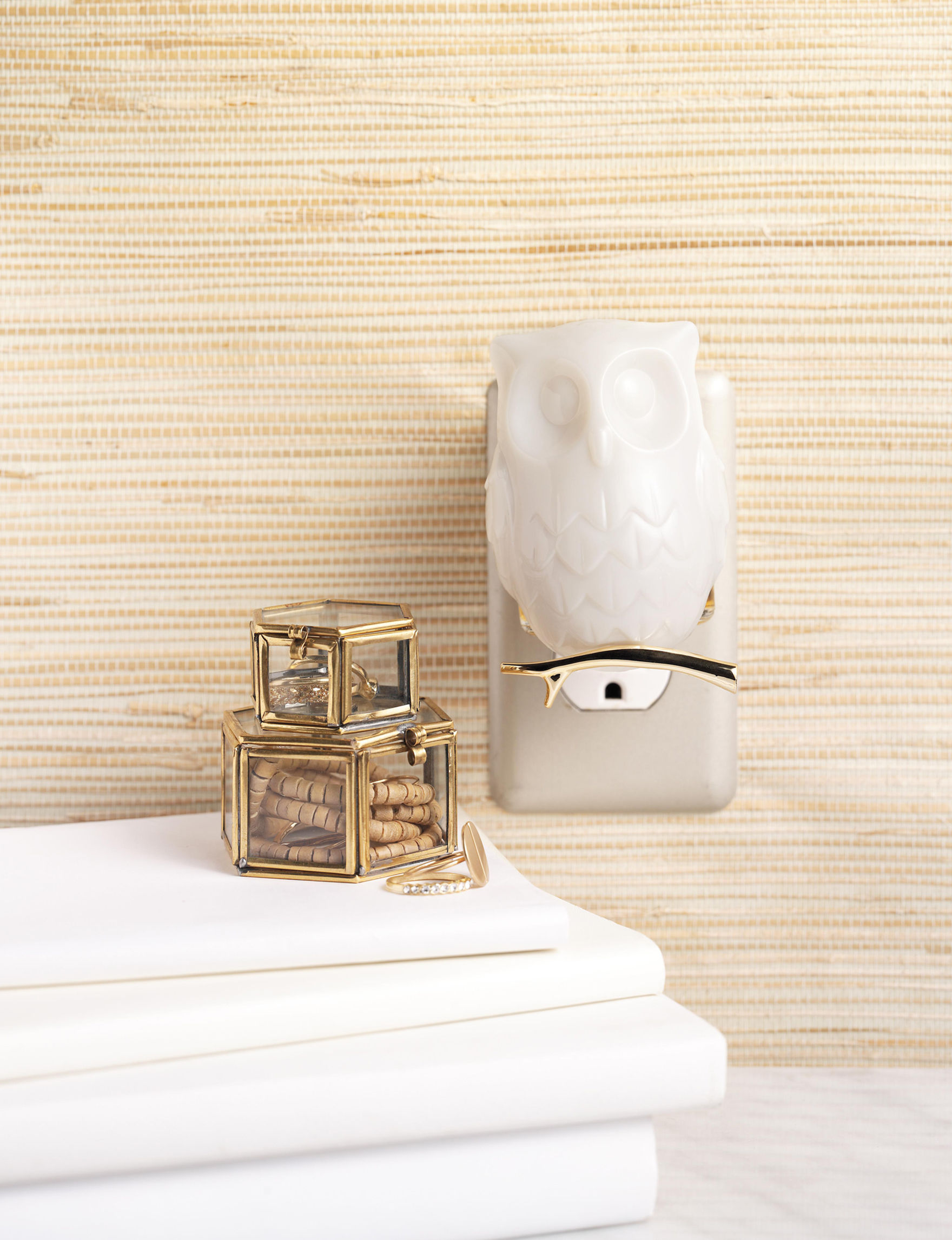 Yankee Candle White Diffusers Candles & Diffusers