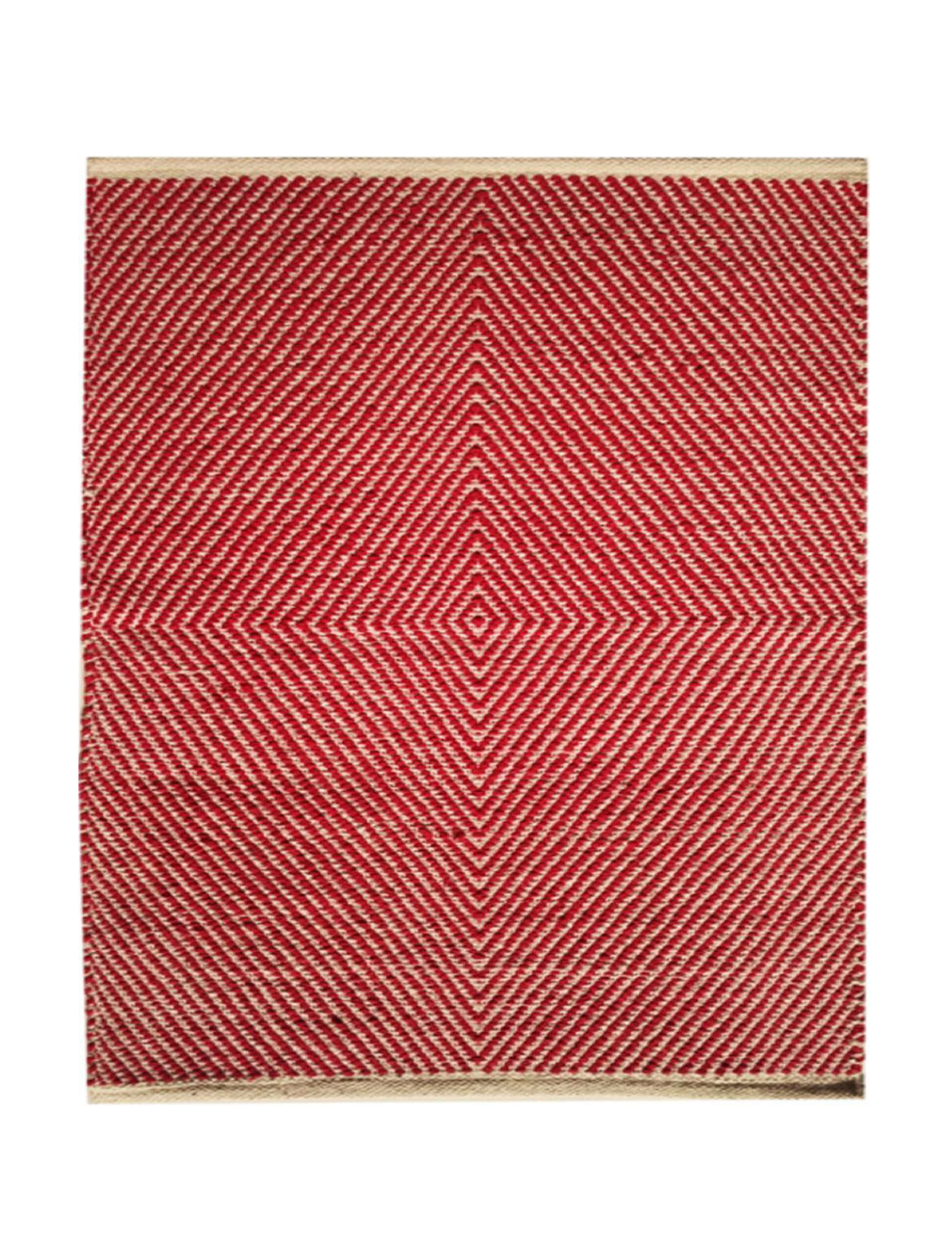 Direct Home Textiles Red Accent Rugs Rugs