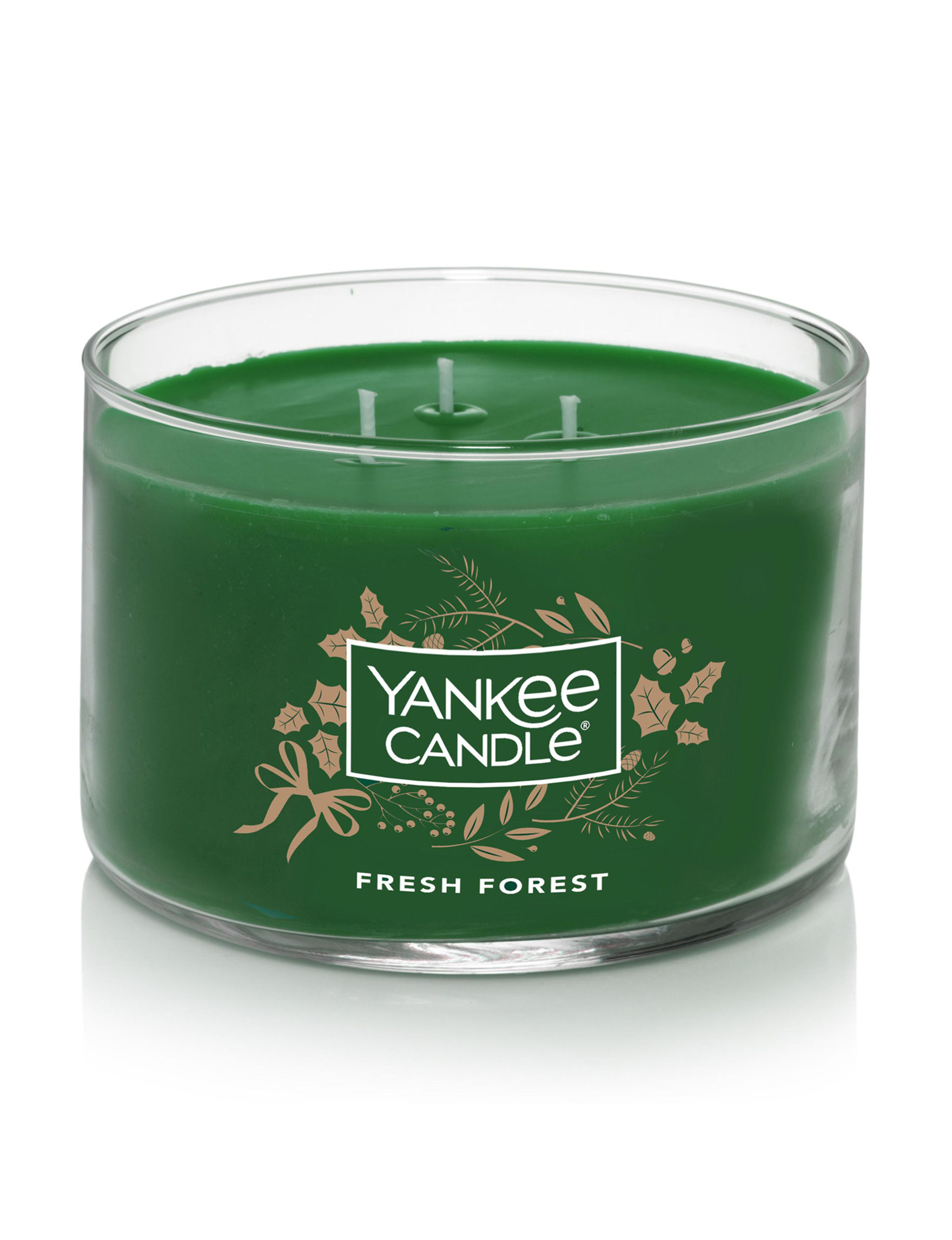 Yankee Candle Green Candles Candles & Diffusers
