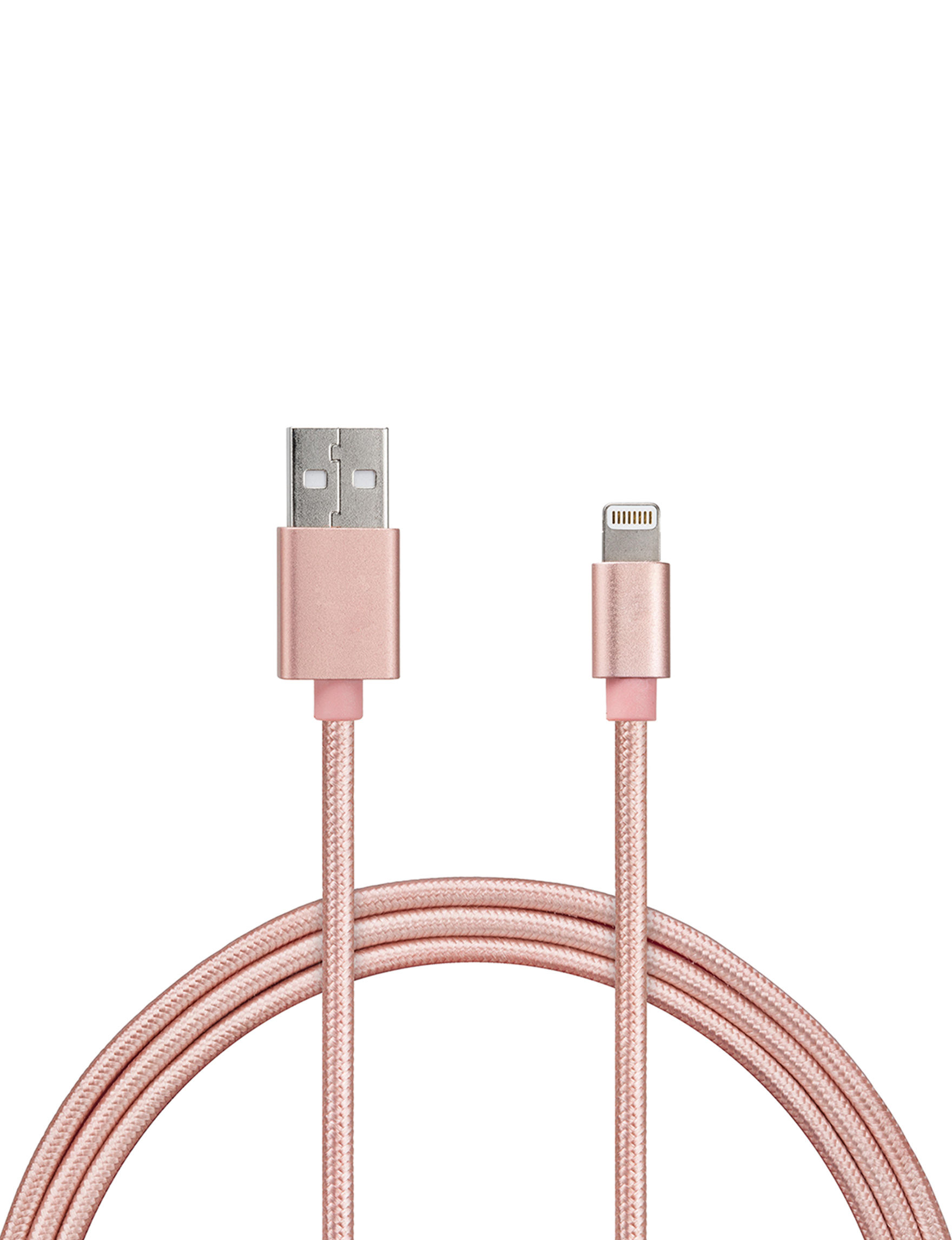 Lifeworks Technology Groups Pink Cables & Outlets Tech Accessories