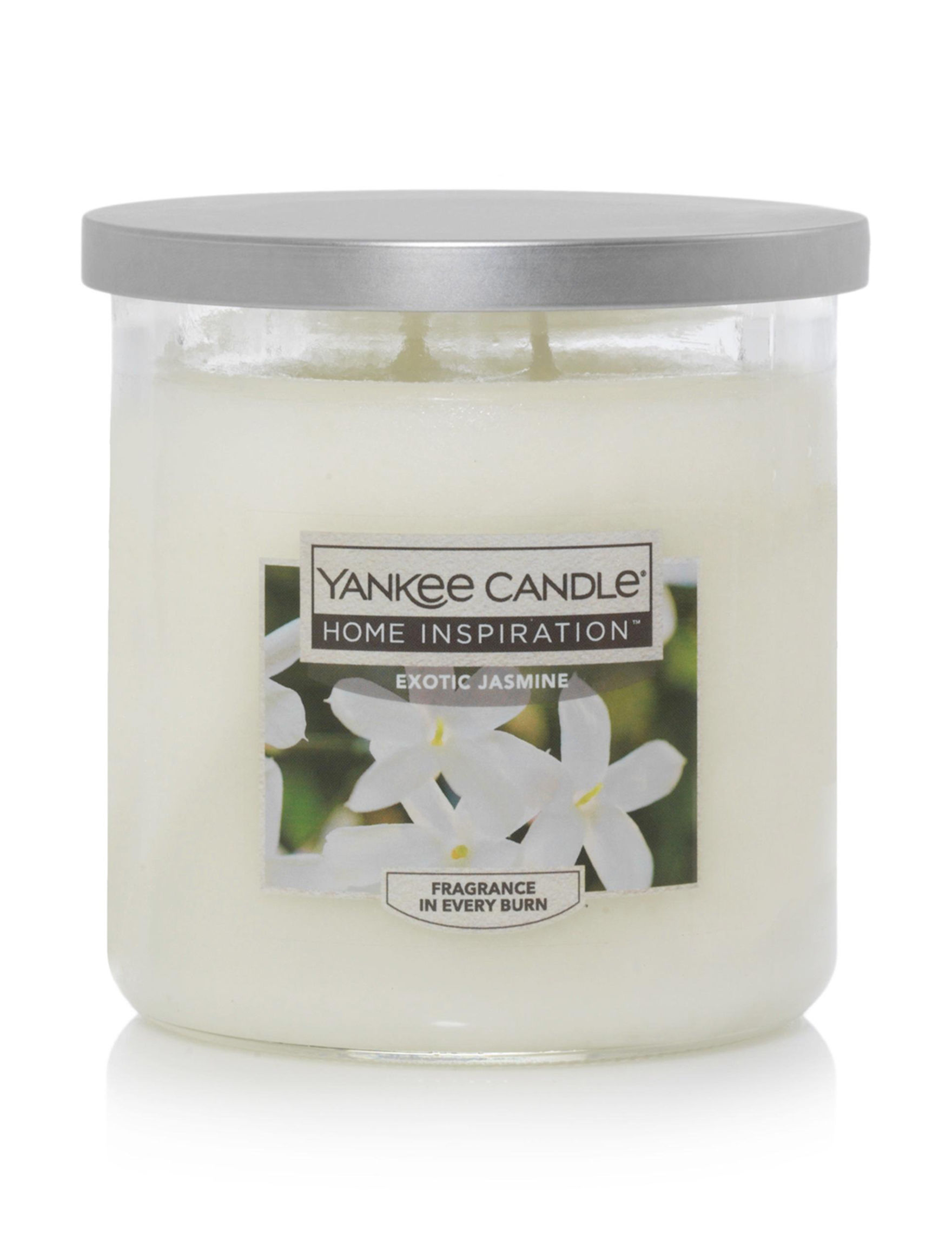 Yankee Candle White Candles Candles & Diffusers