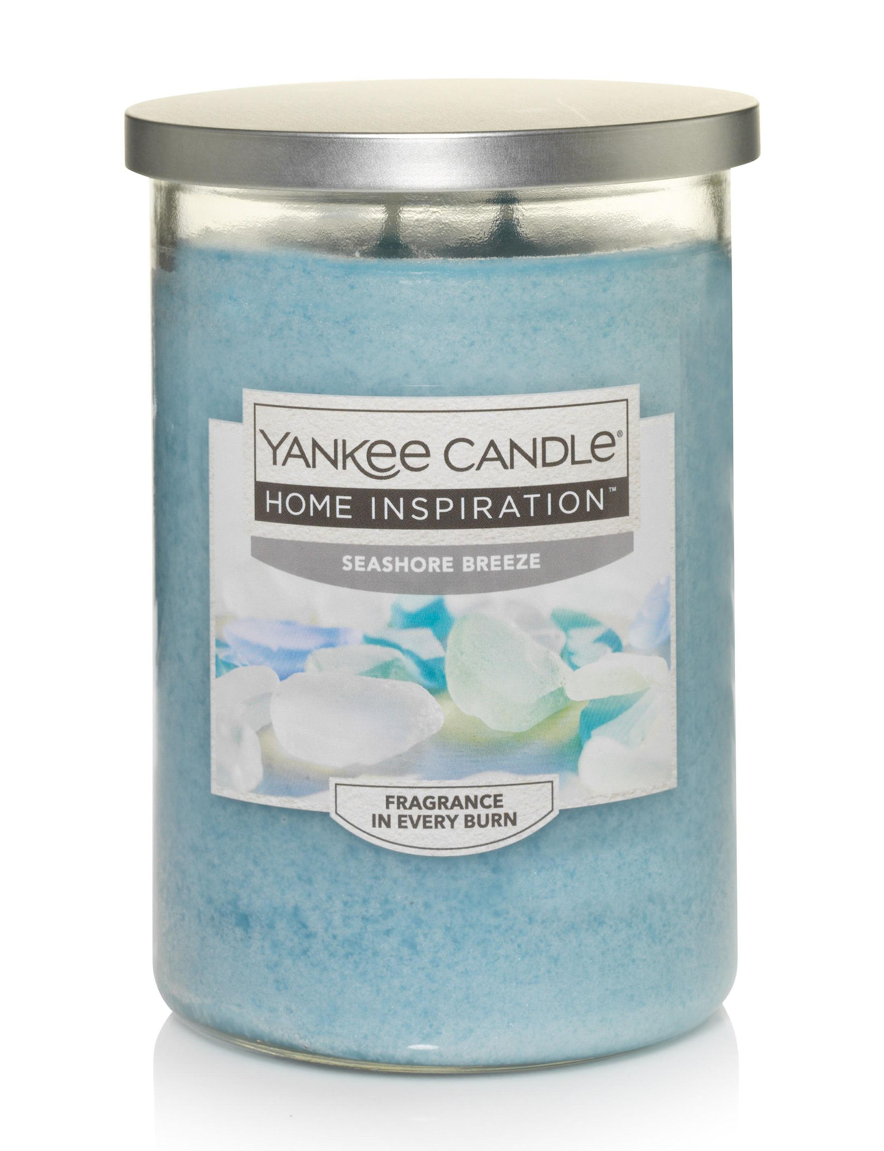 Yankee Candle Light Blue Candles Candles & Diffusers