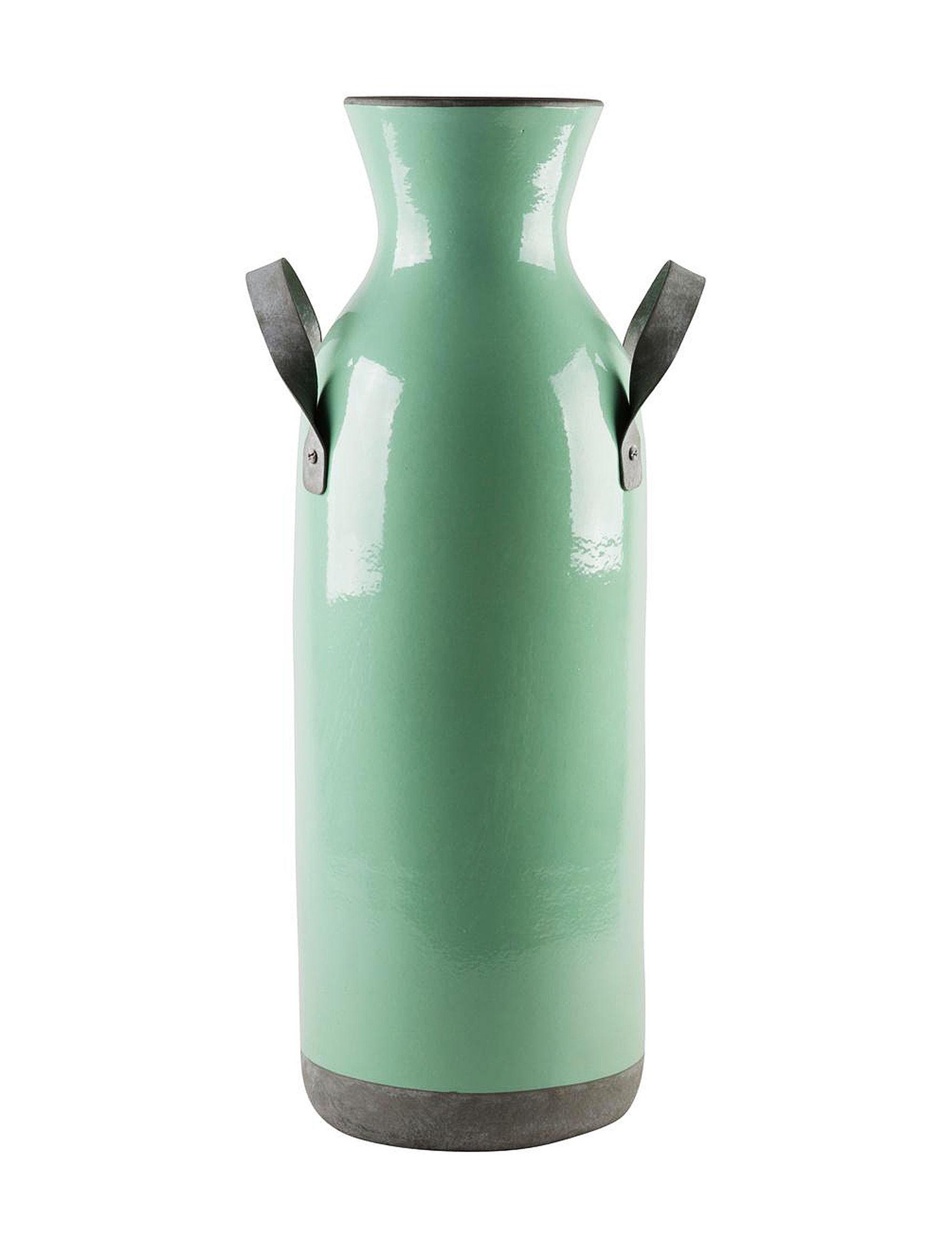 Home Essentials Sage Vases & Decorative Bowls Home Accents