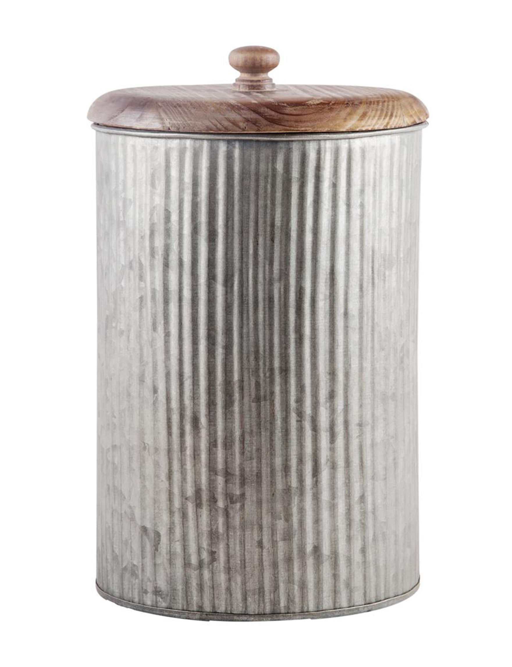 Home Essentials Galvanized Decorative Objects Home Accents
