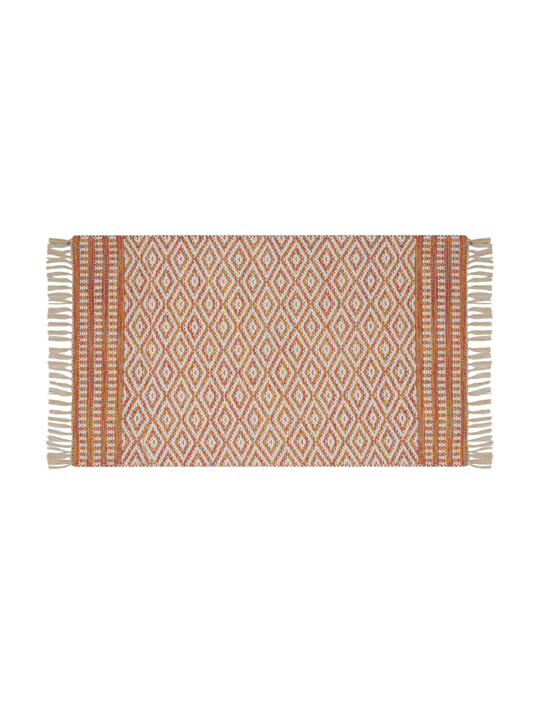 Nourison Yellow Accent Rugs Rugs