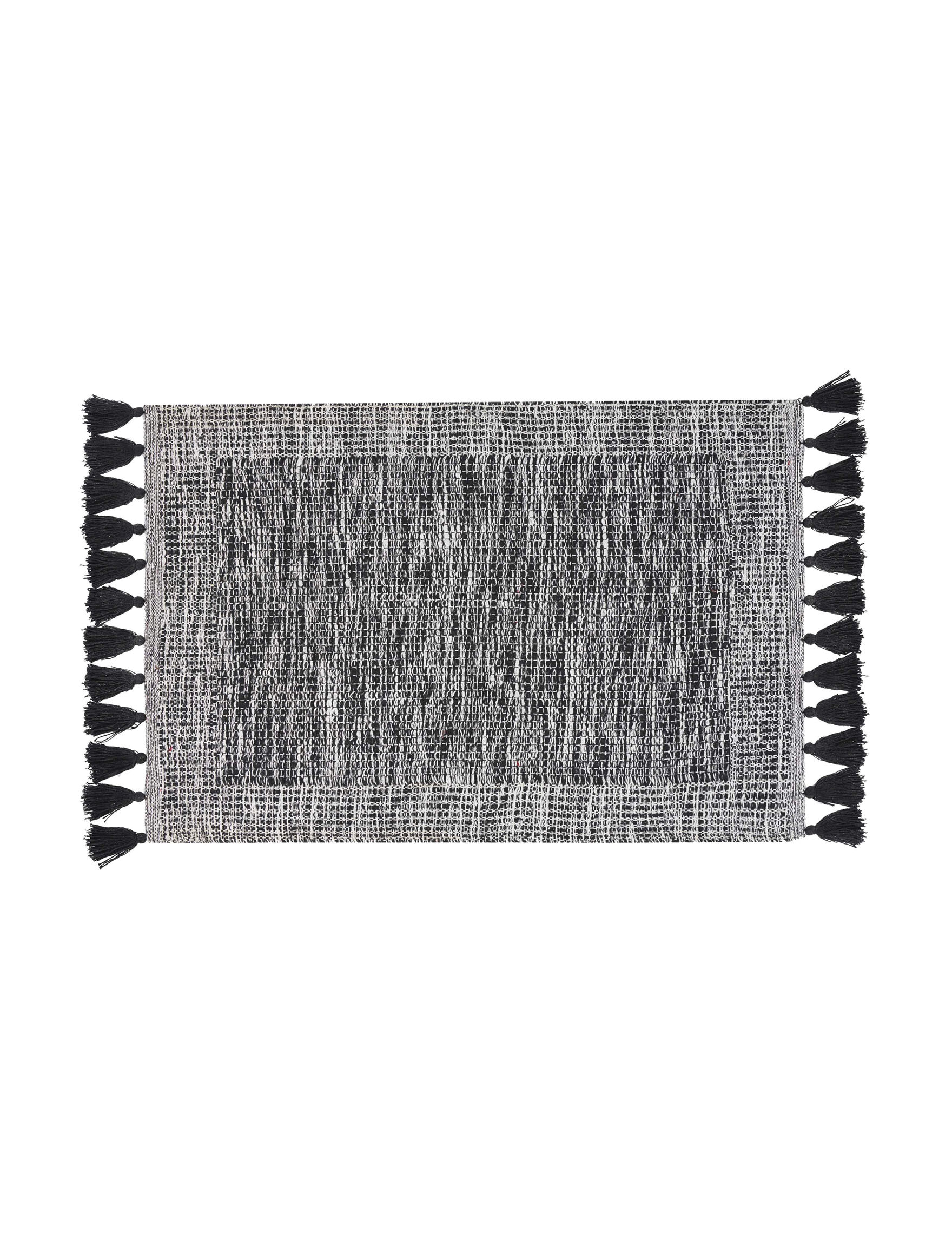 Nourison Black Accent Rugs Rugs