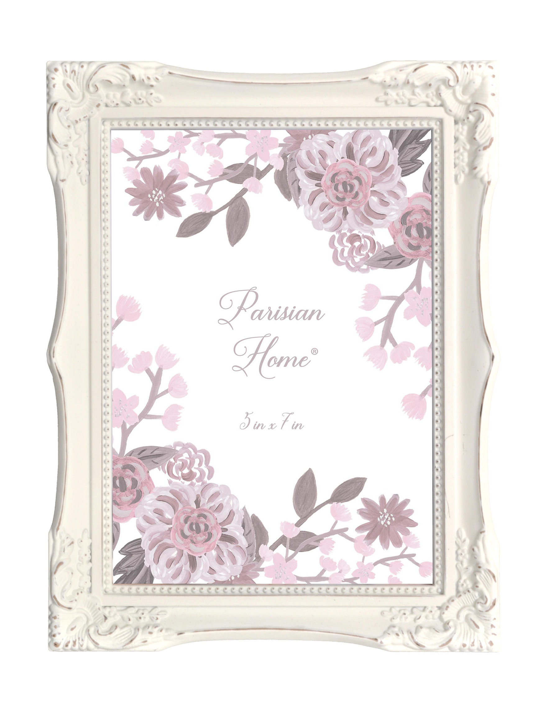 Enchante White Frames & Shadow Boxes