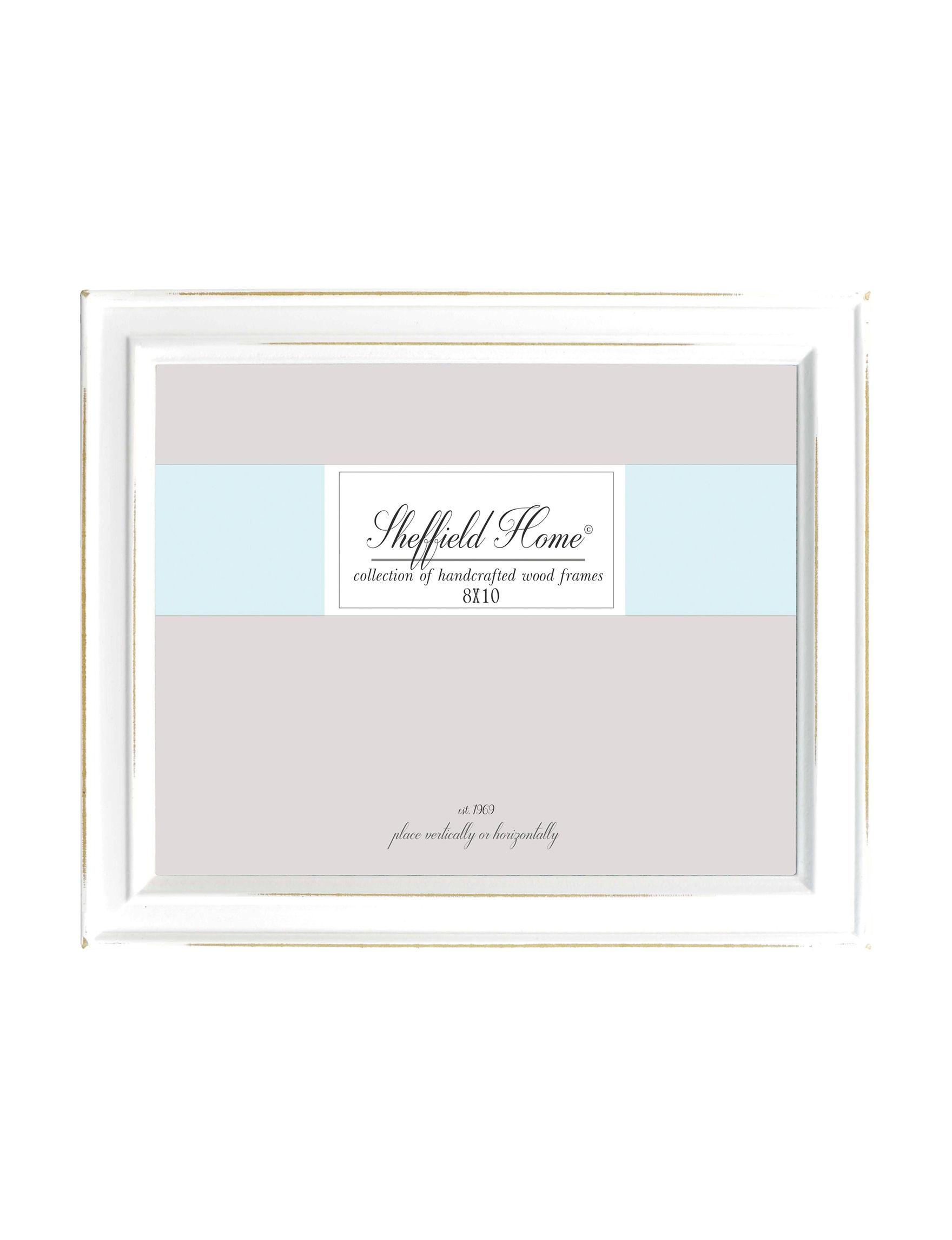 Enchante White Frames & Shadow Boxes