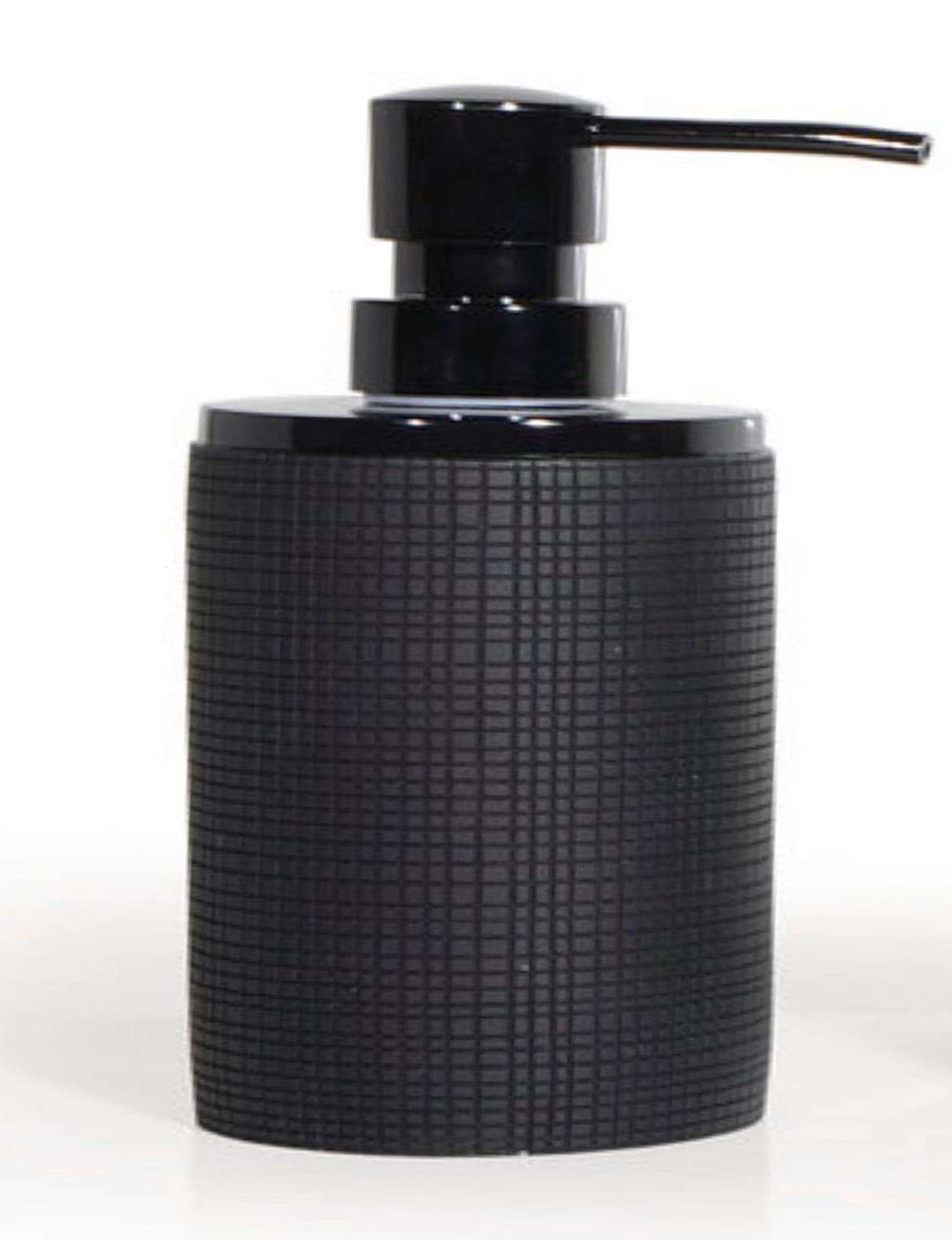 Moda Black Soap & Lotion Dispensers Bath Accessories