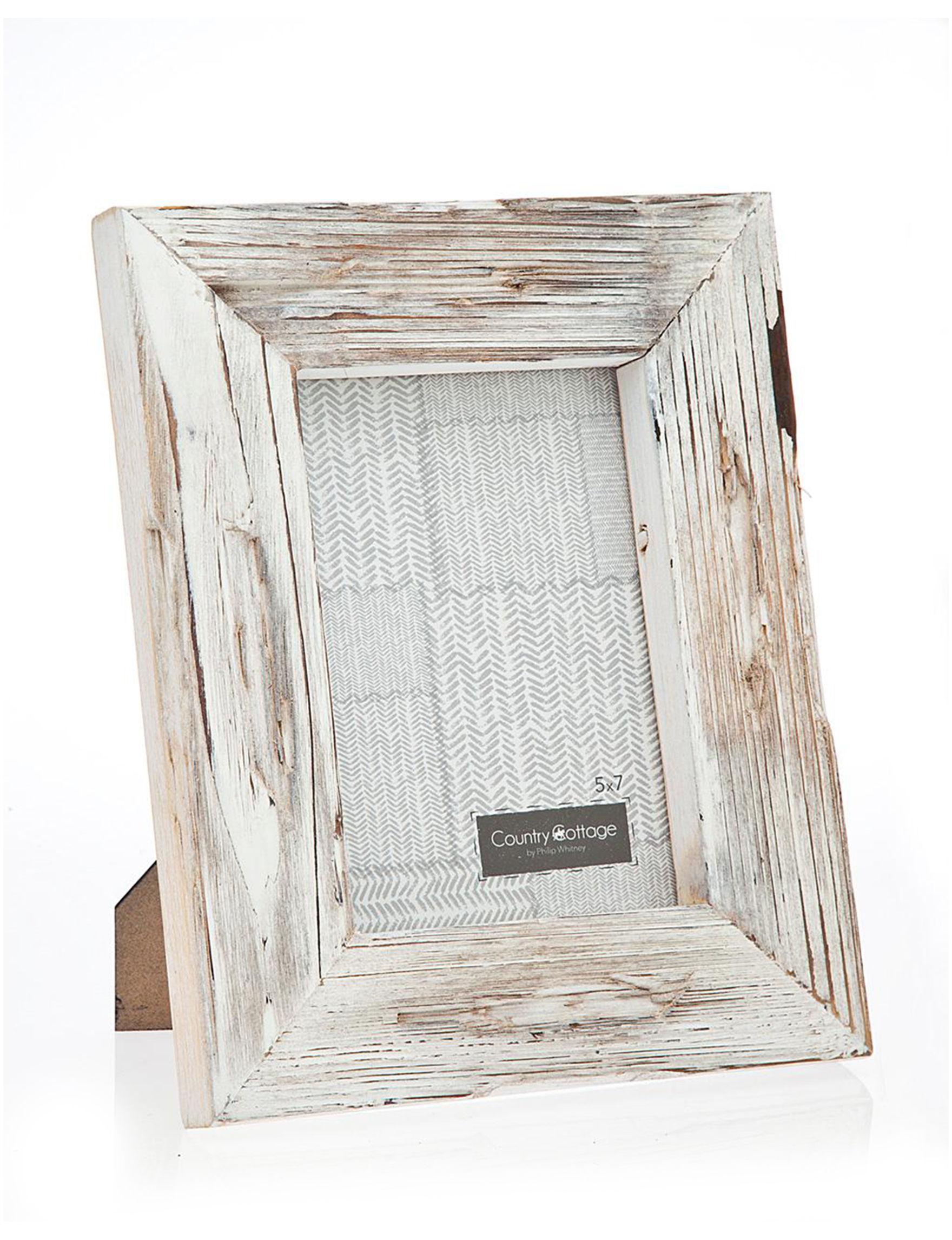 Philip Whitney White Frames & Shadow Boxes