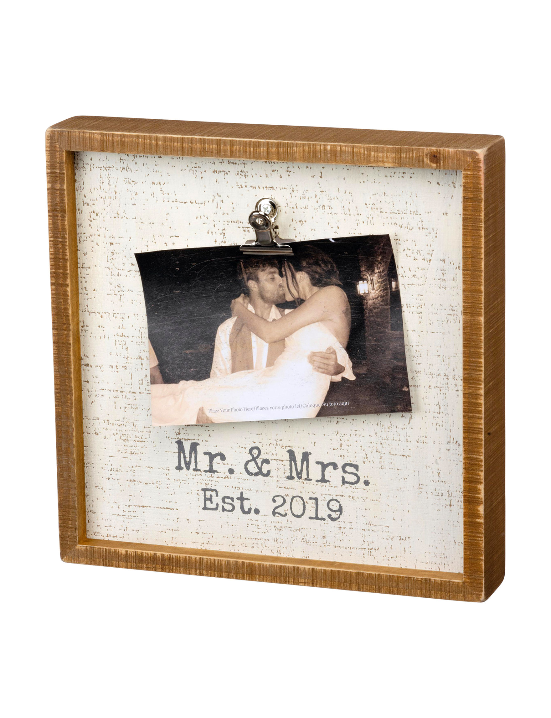 Primitives by Kathy Brown Frames & Shadow Boxes