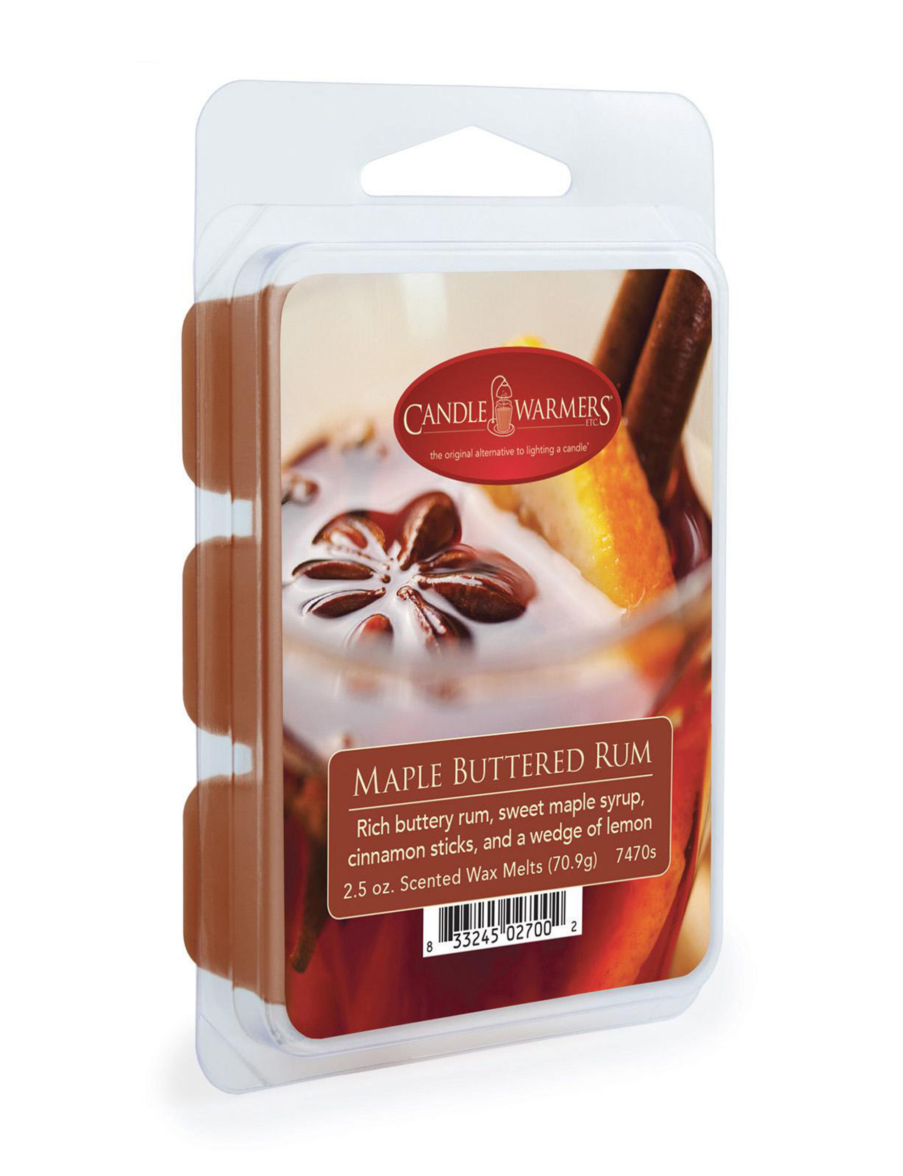 Candle Warmers Brown Wax Melts & Oils Candles & Diffusers