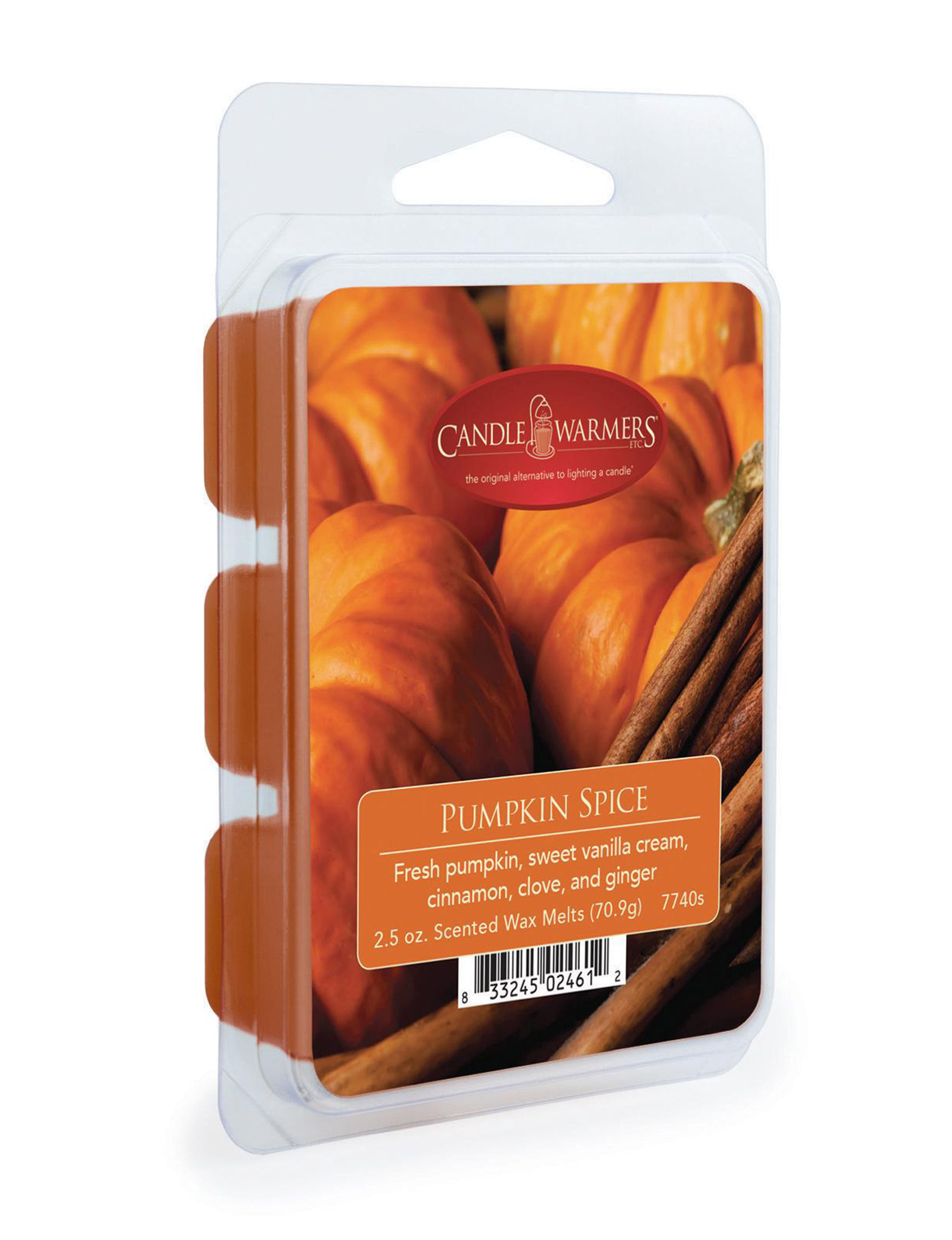Candle Warmers Orange Wax Melts & Oils Candles & Diffusers
