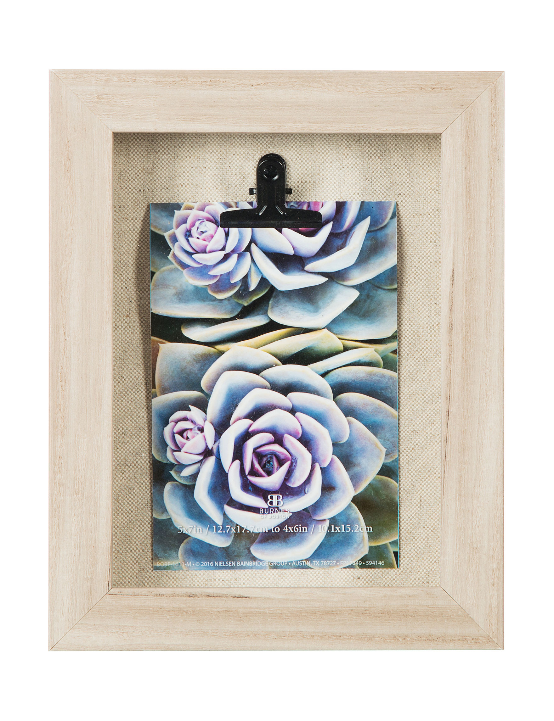 Nielsen Sand Frames & Shadow Boxes