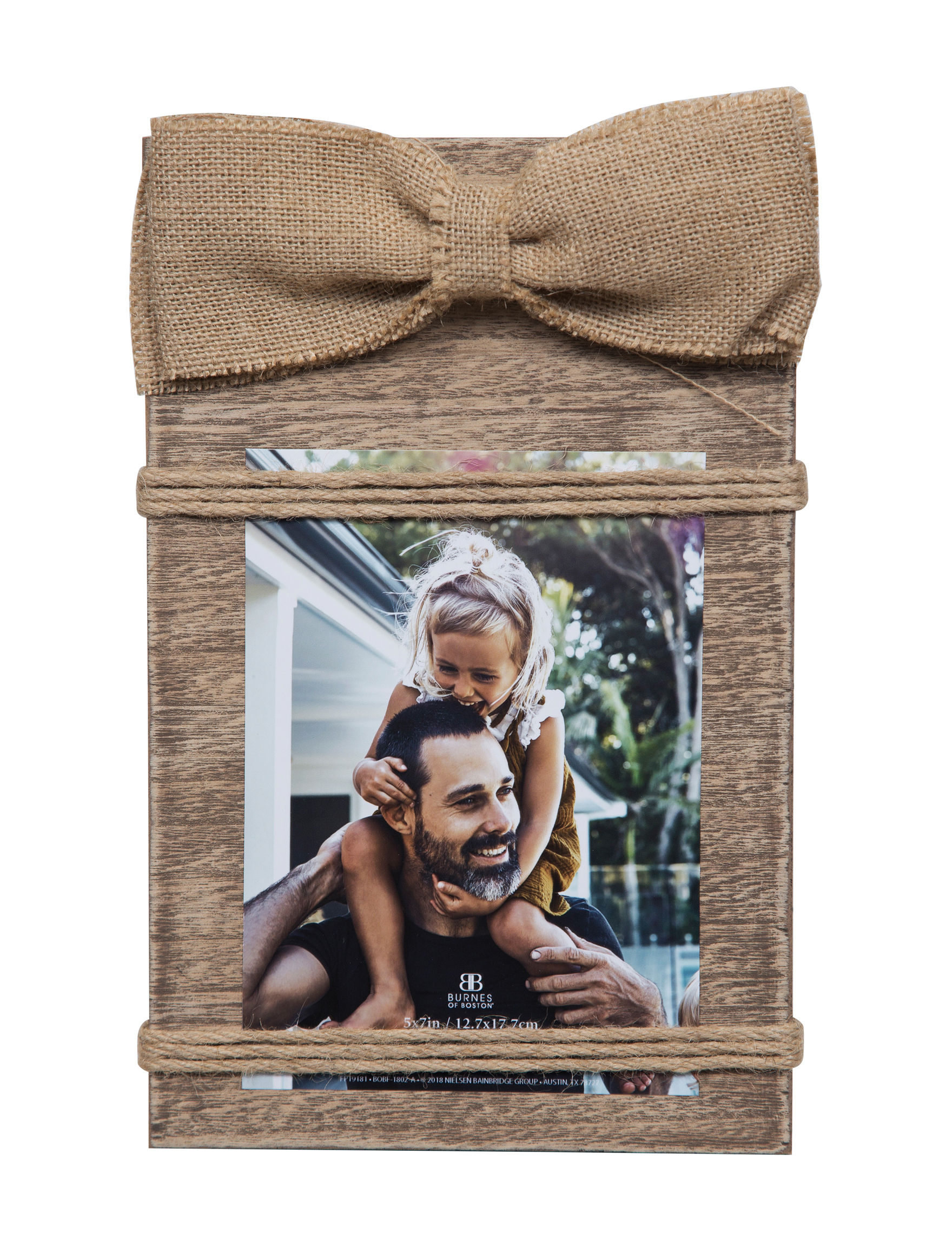 Nielsen Rustic Frames & Shadow Boxes