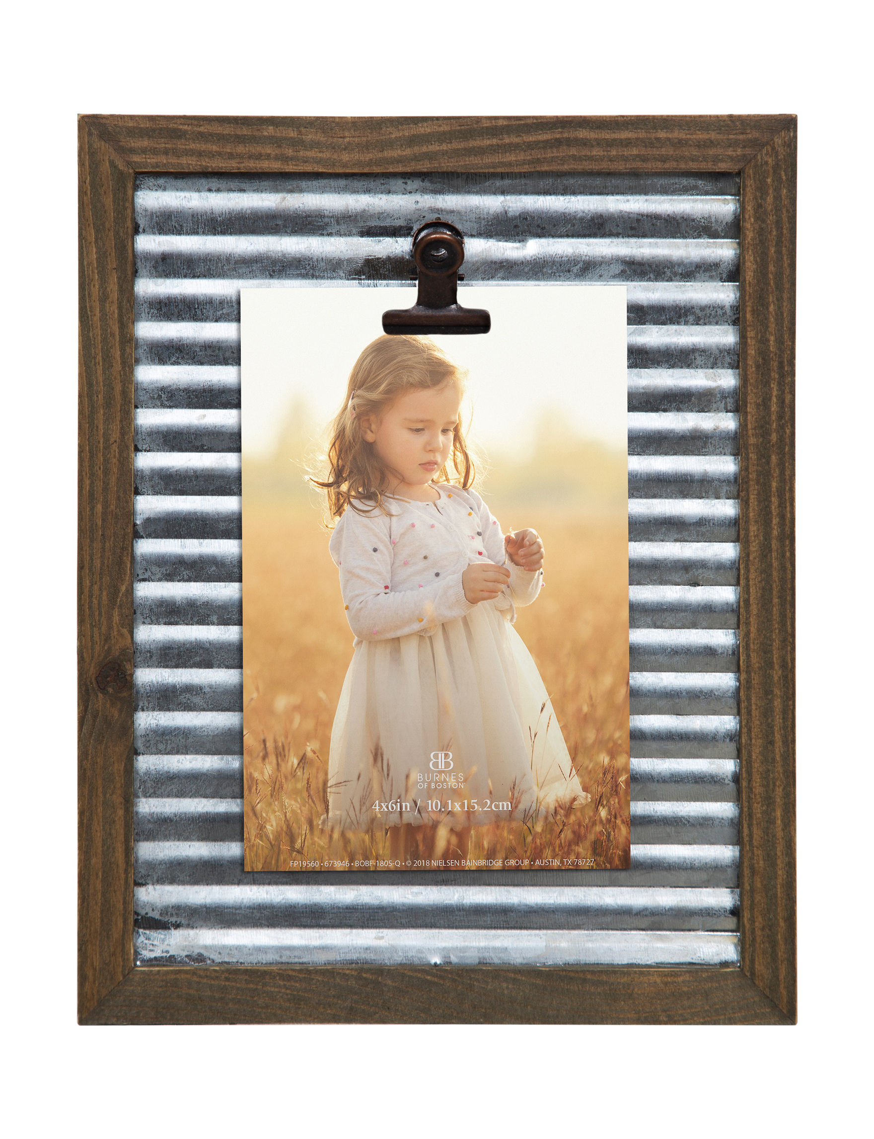 Nielsen Brown Decorative Objects Frames & Shadow Boxes