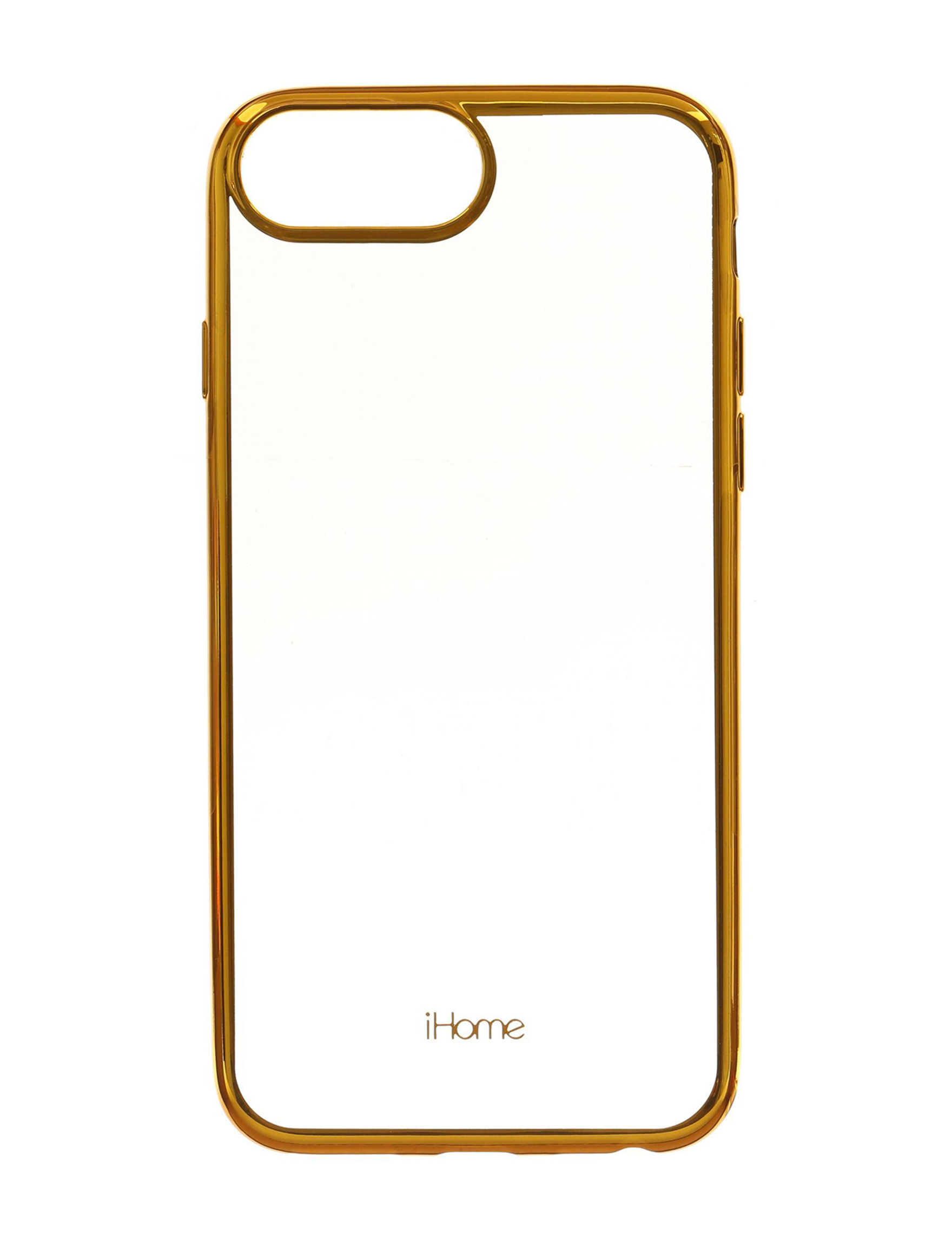 iHome Yellow Cases & Covers Tech Accessories