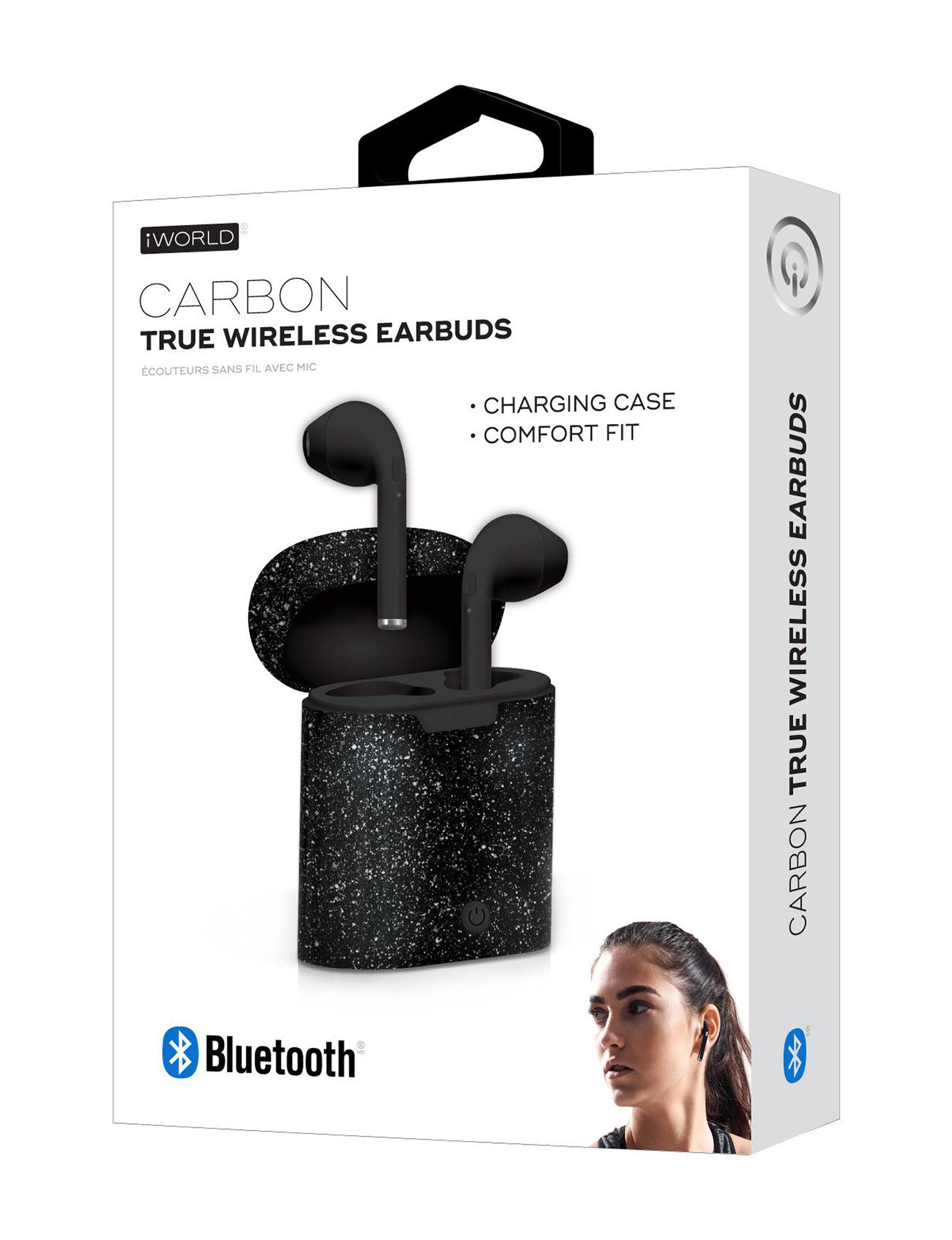 iWorld Pink Headphones Tech Accessories