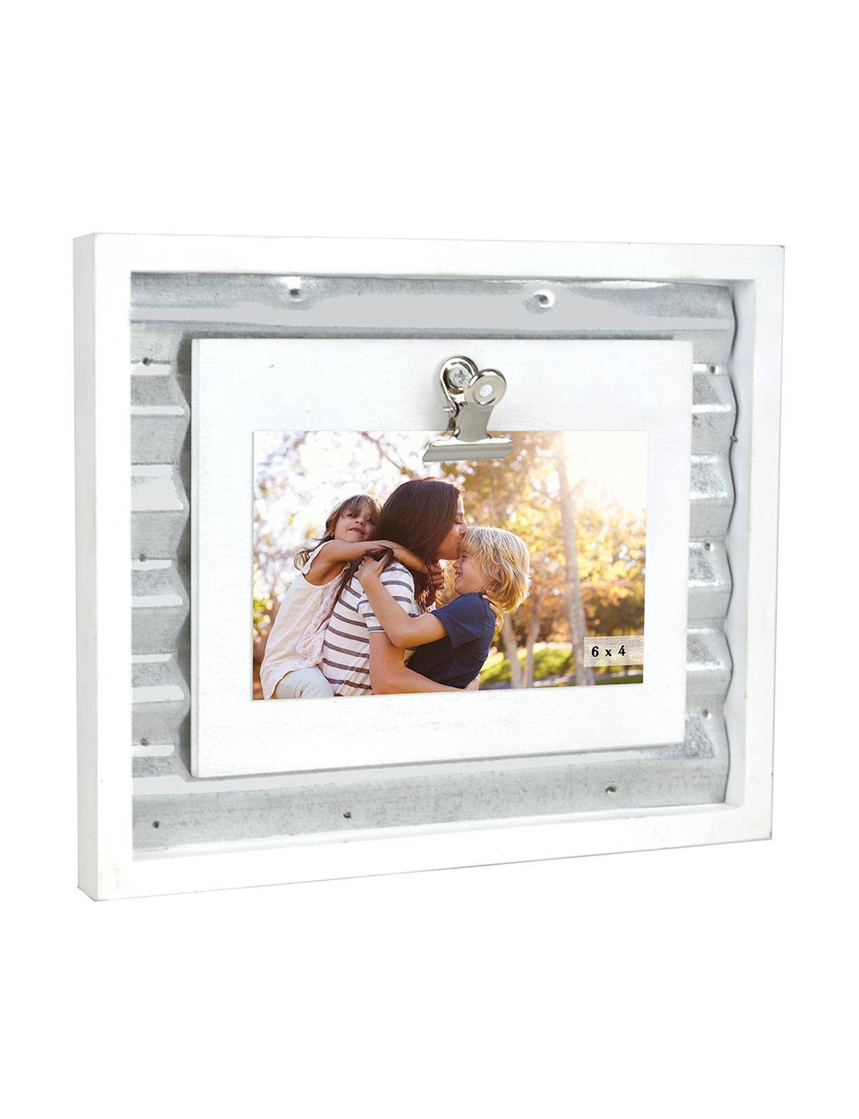 B&G Sales Inc. White Frames & Shadow Boxes