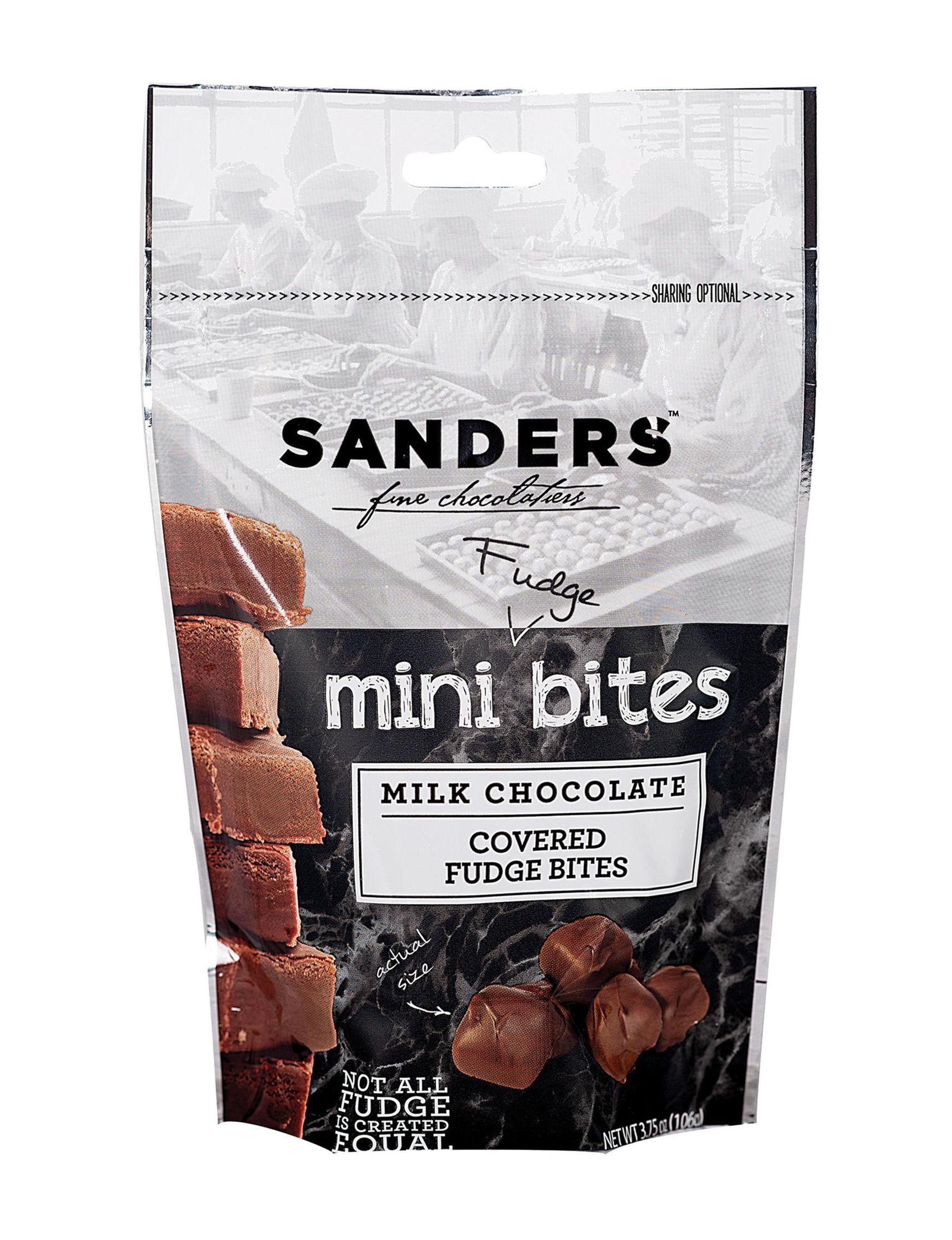 Sanders Fine Chocolatiers White Gourmet Food & Beverages