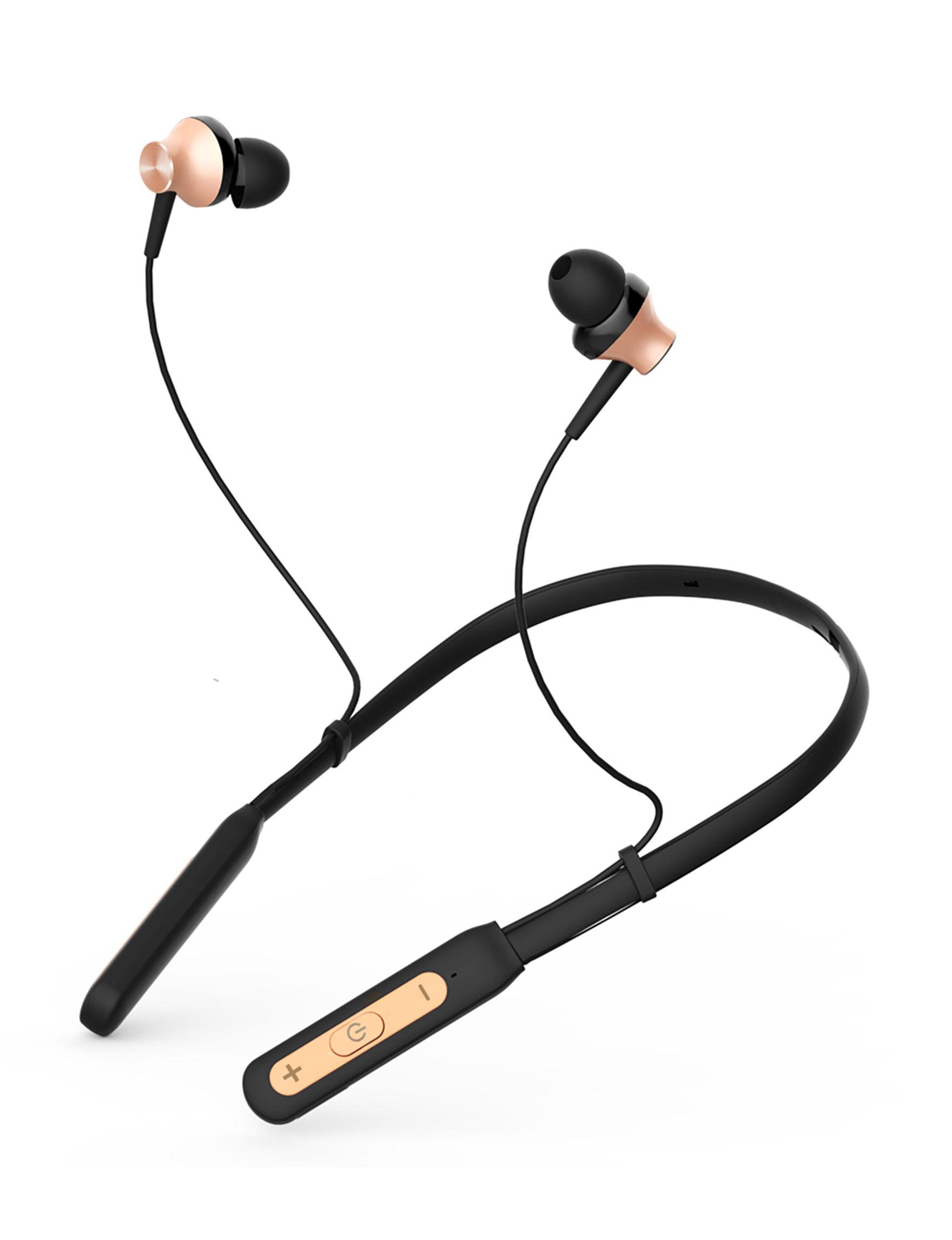 Gabba Goods Gold Headphones Tech Accessories