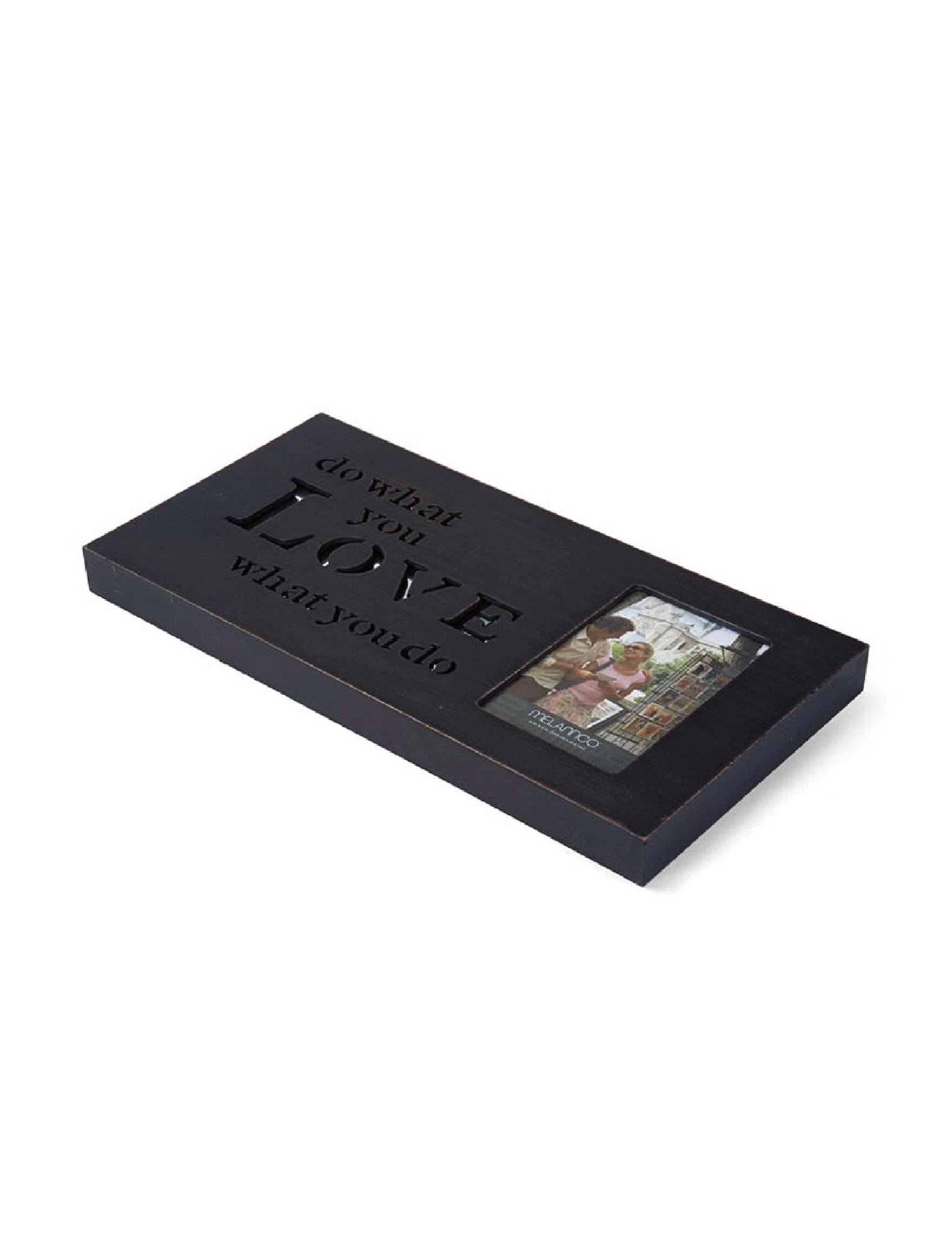 Lifetime Black Frames & Shadow Boxes