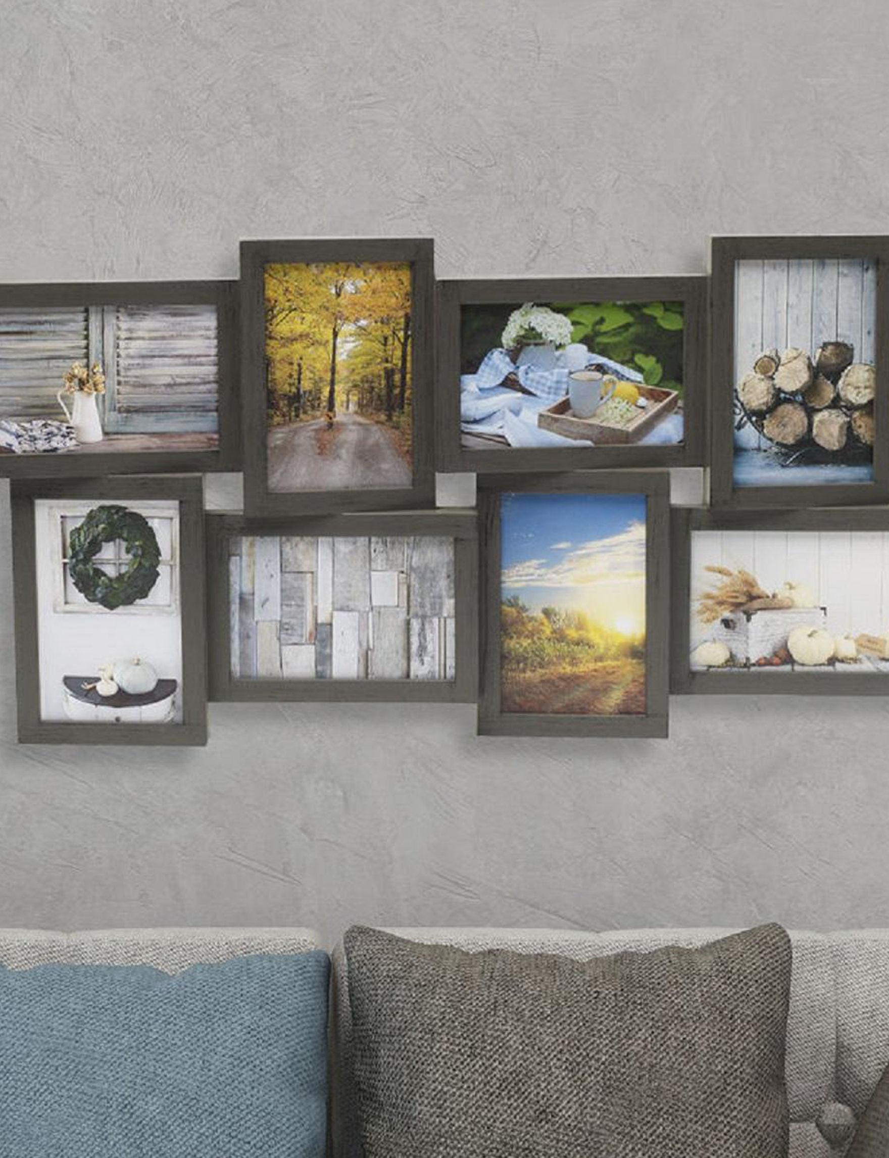 Lifetime Dark Grey Frames & Shadow Boxes