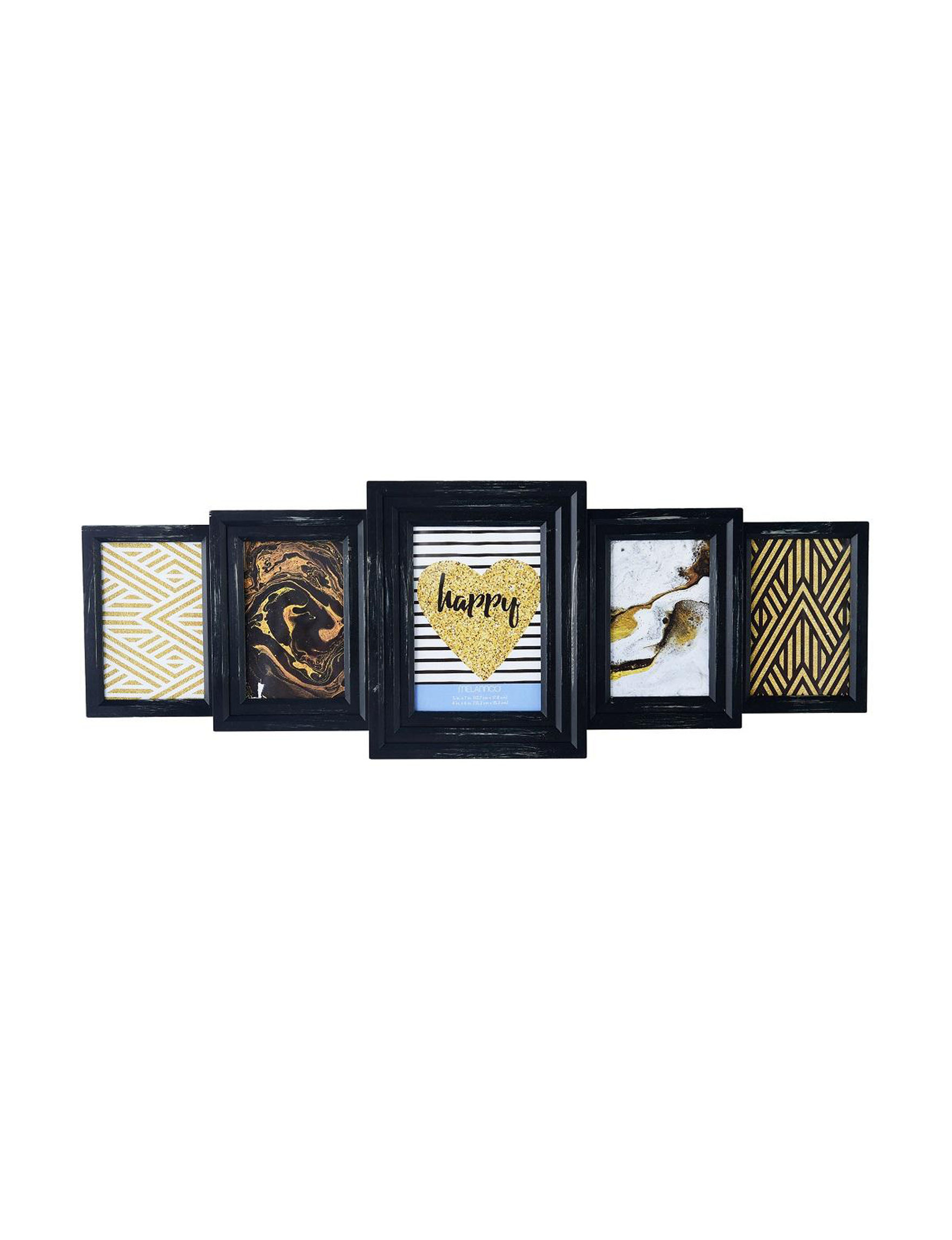 Lifetime Black Frames & Shadow Boxes