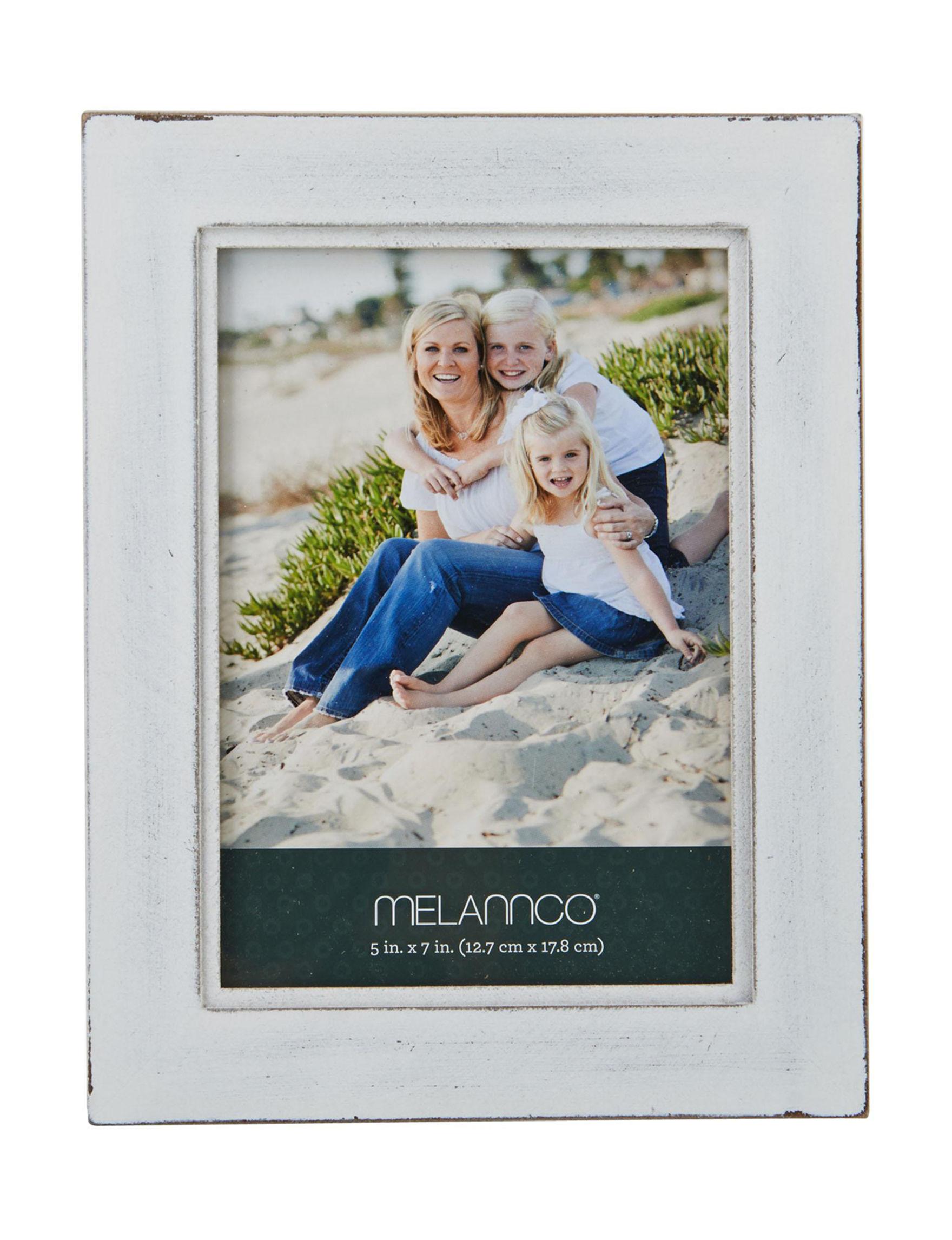 Lifetime White Frames & Shadow Boxes