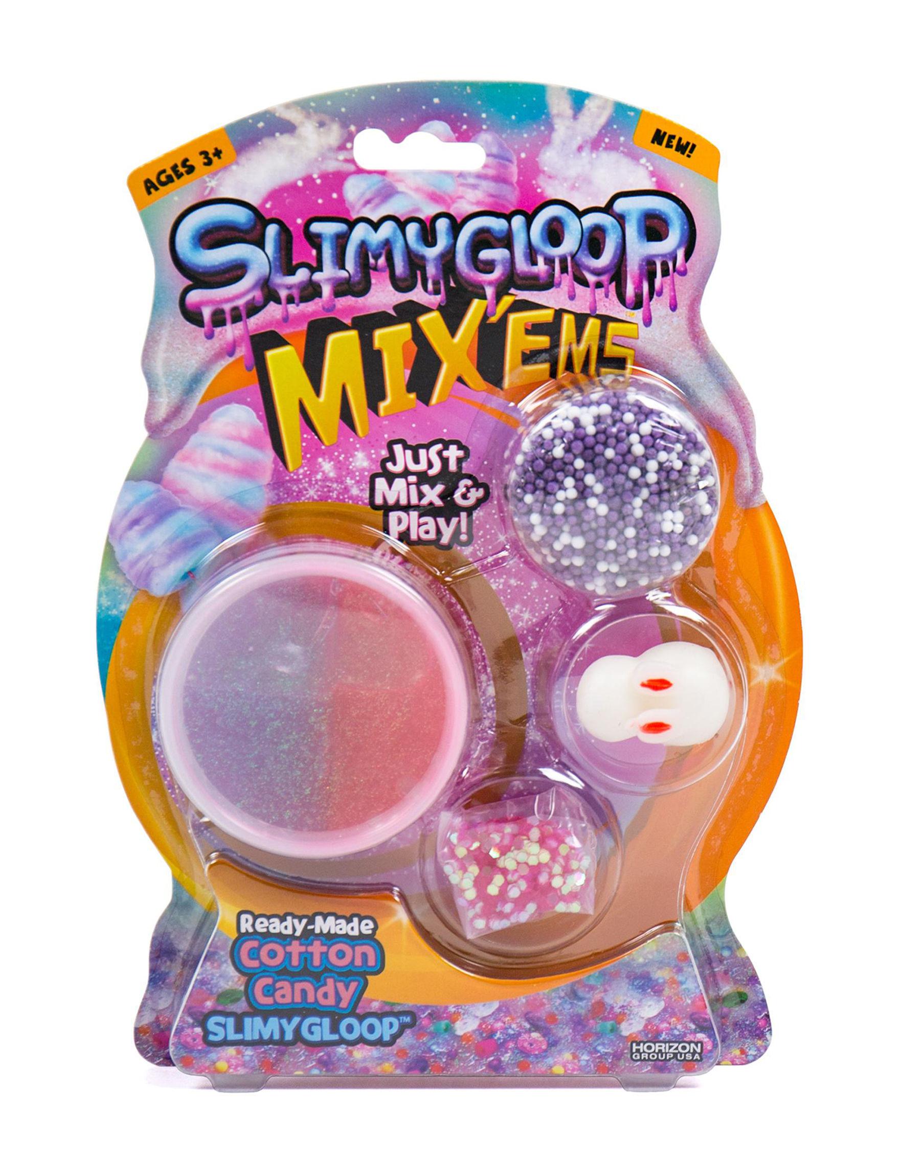 Slimy Goop Purple / Multi