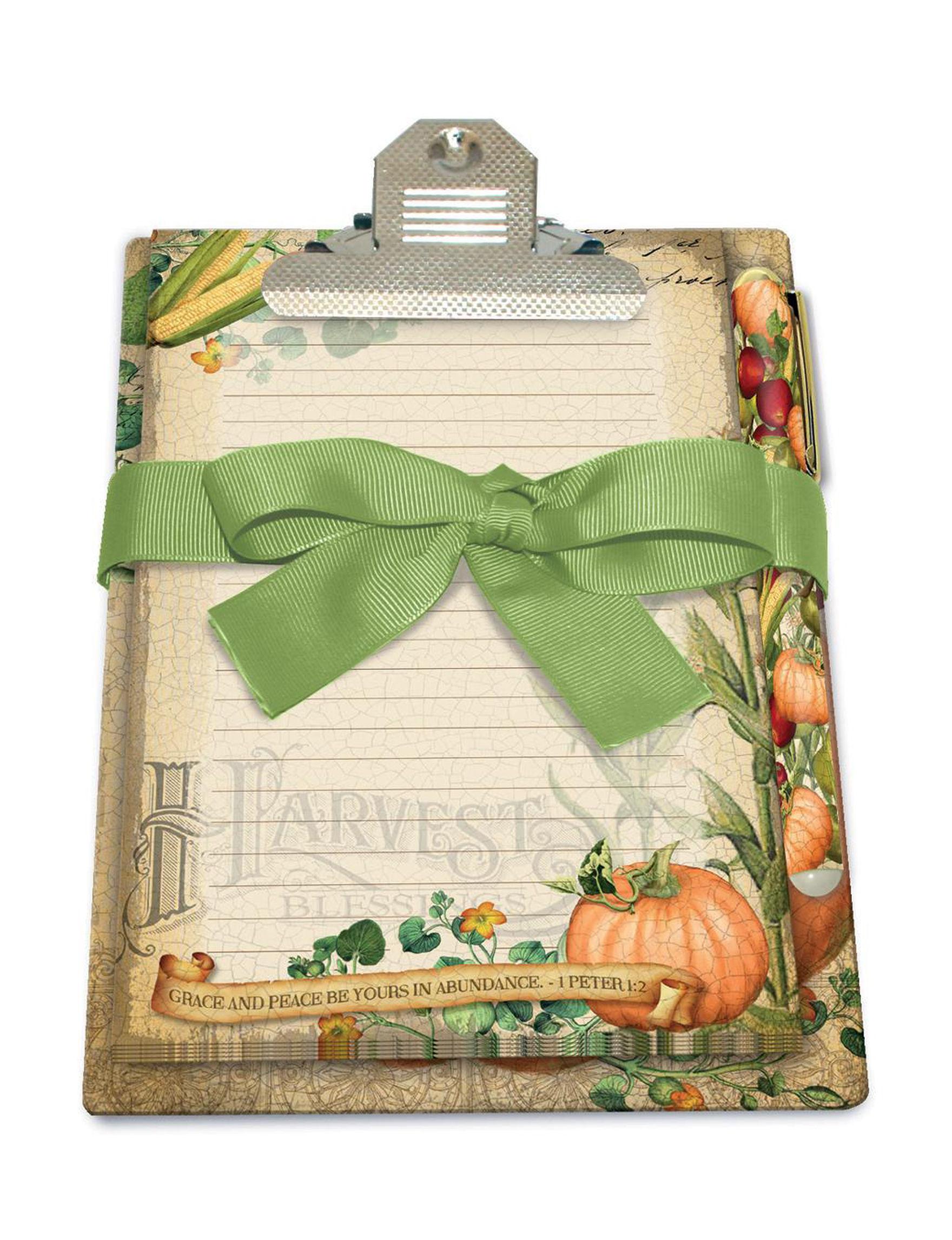 Divinity Green / Multi Journals & Notepads School & Office Supplies