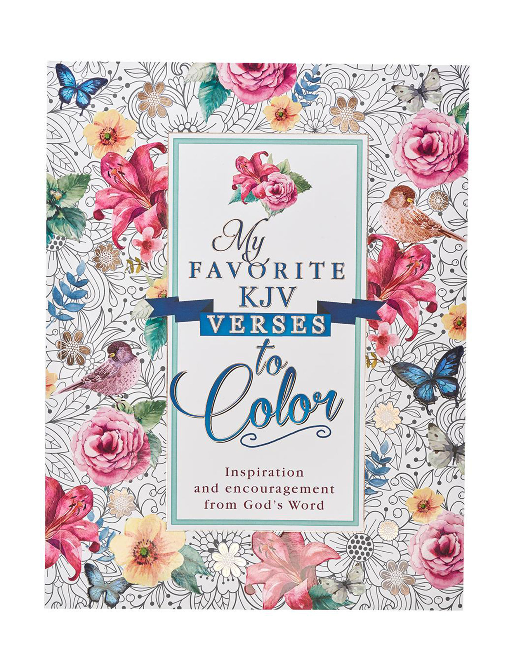 Christian Art Gifts White / Multi Journals & Notepads School & Office Supplies