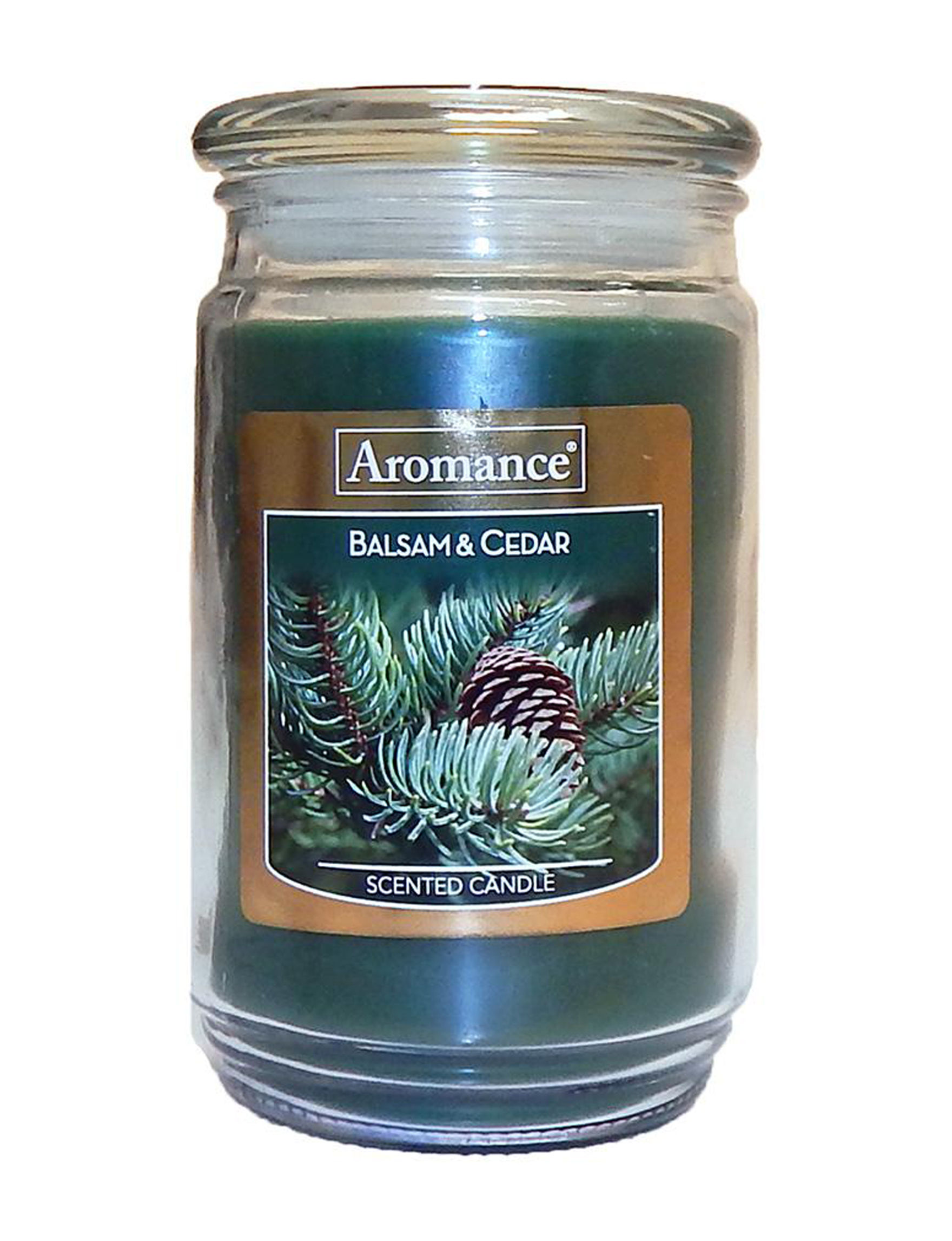 Aromance Green Candles Candles & Diffusers