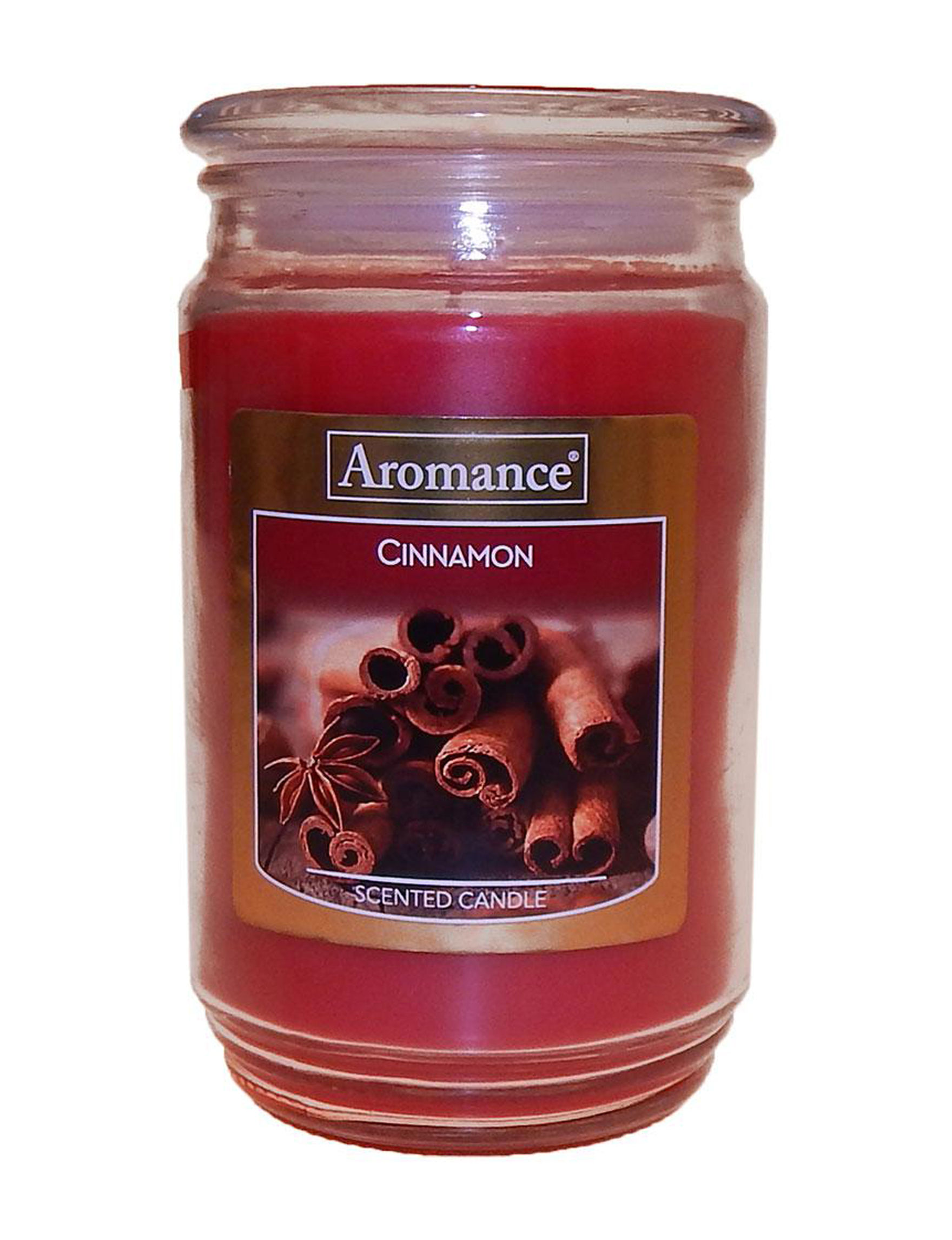 Aromance Red Candles Candles & Diffusers