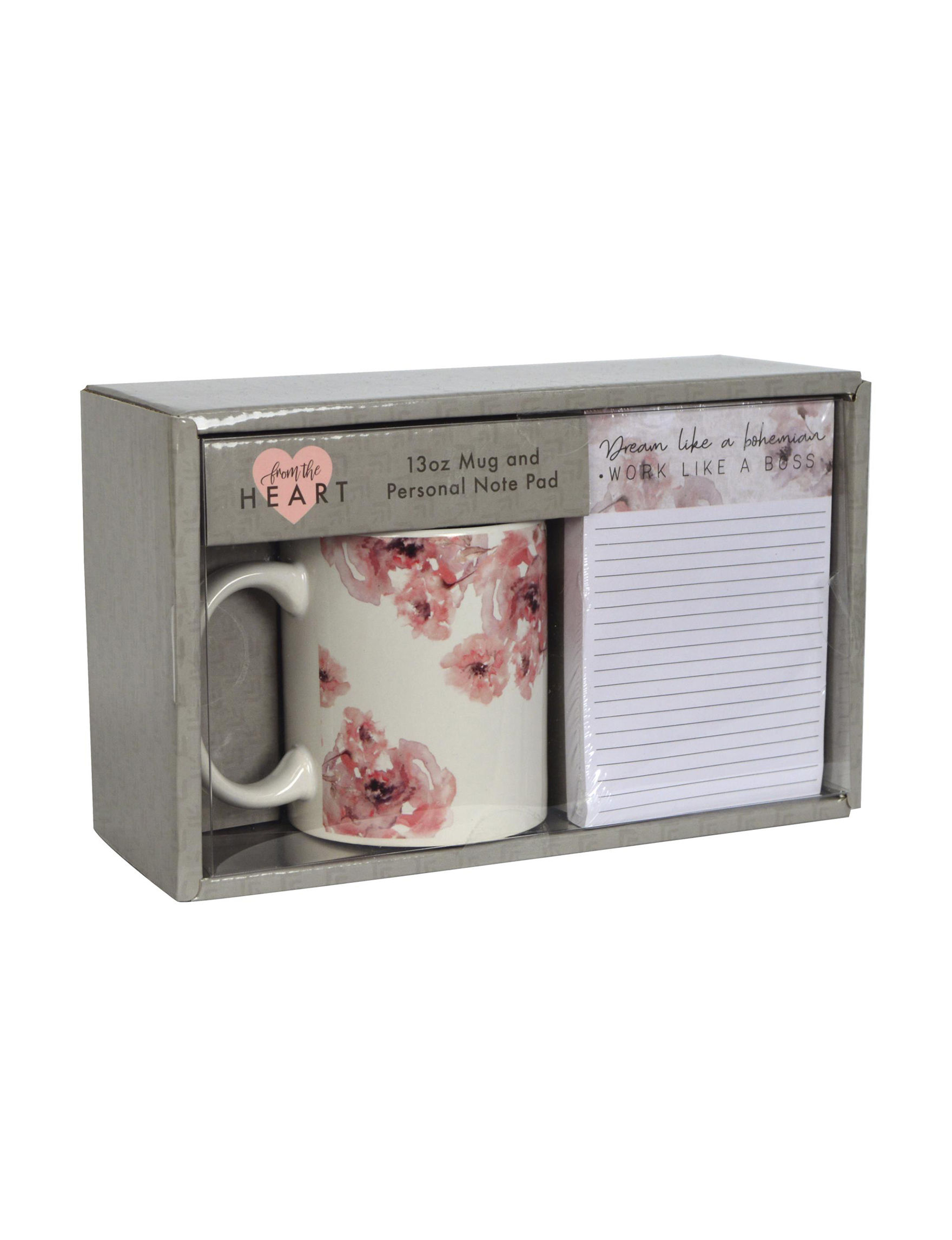 New View Grey / Multi Journals & Notepads Mugs School & Office Supplies
