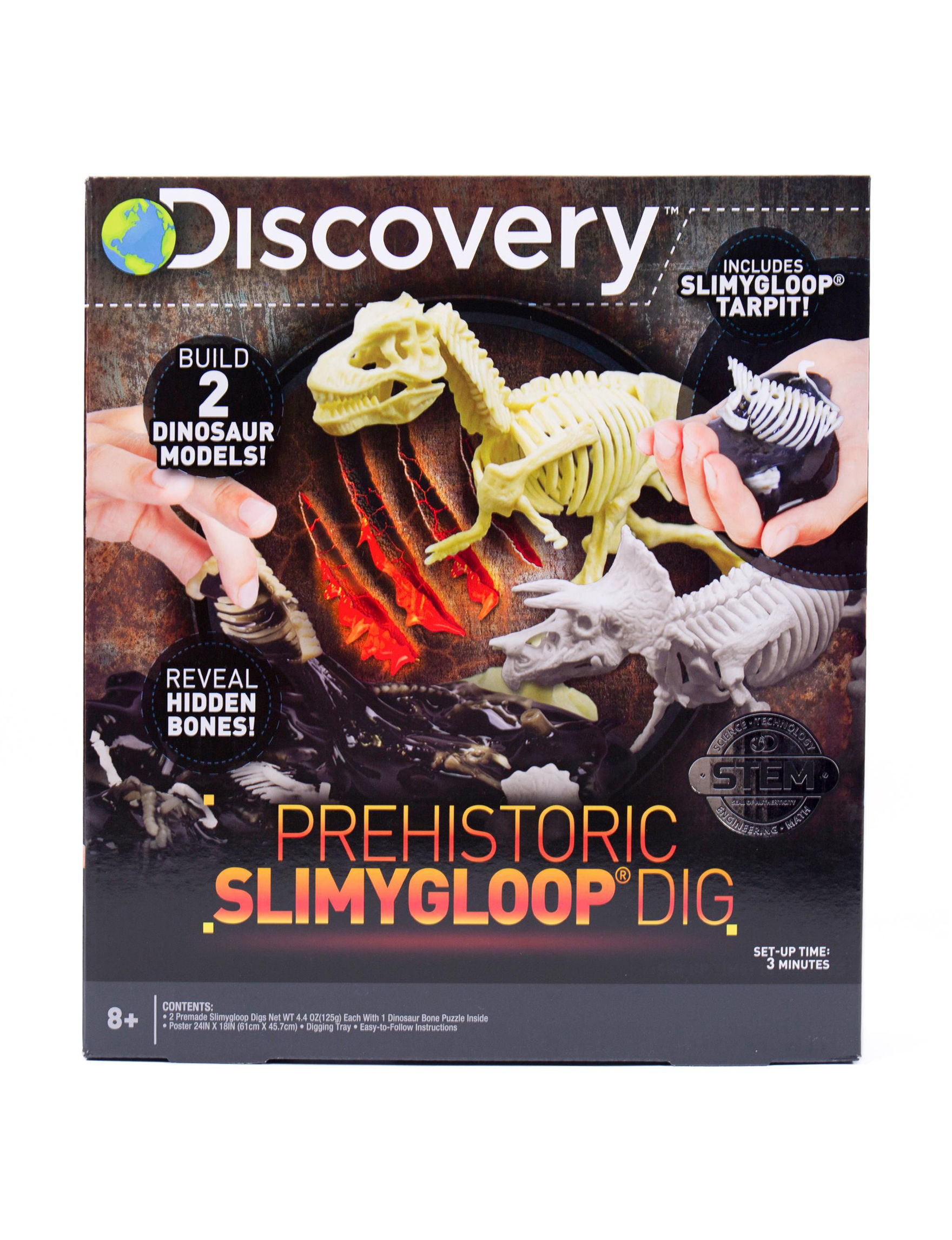 Discovery Black