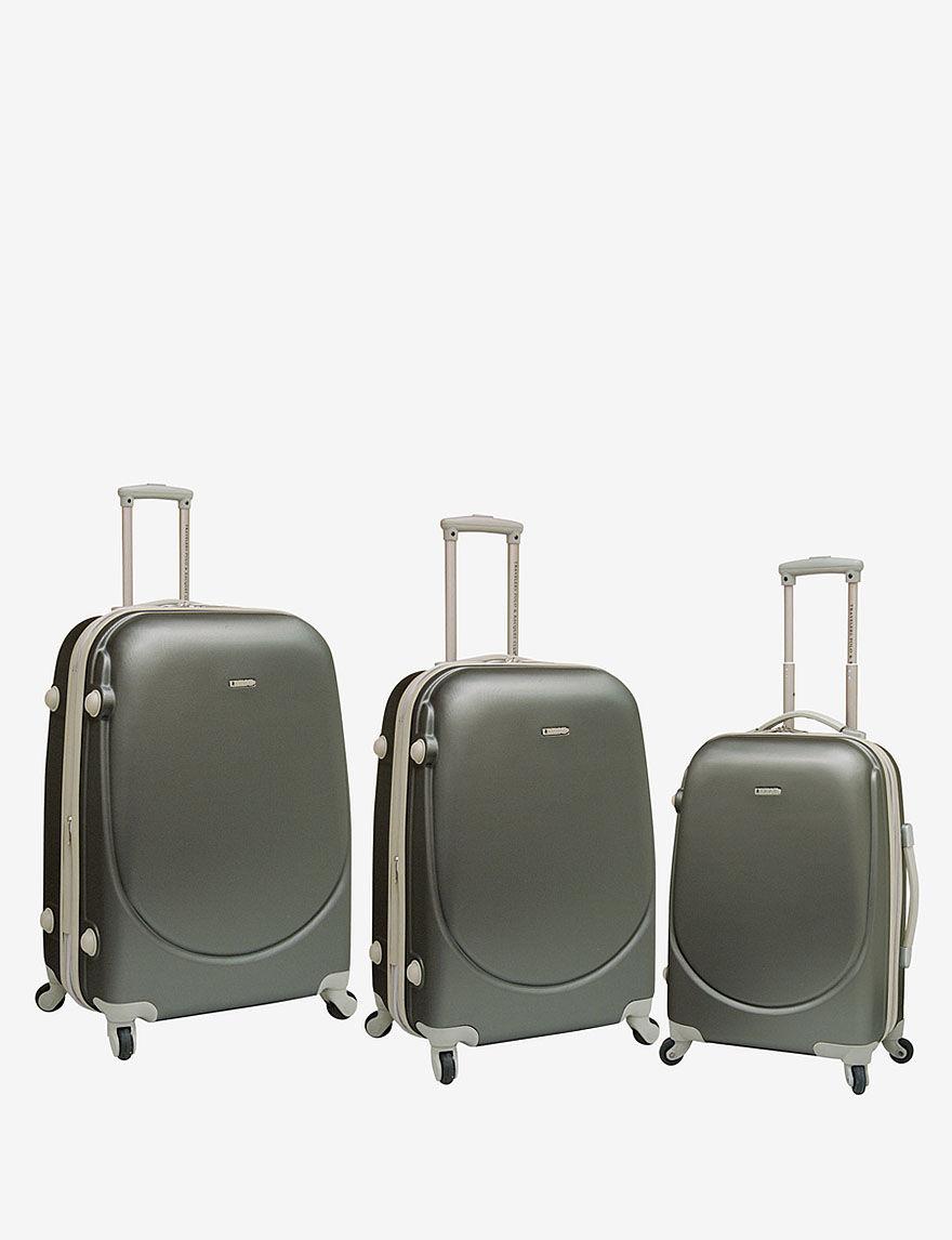 TPRC Silver Luggage Sets