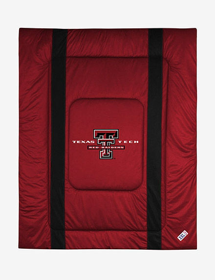 Sports Coverage Bright Red Comforters & Comforter Sets