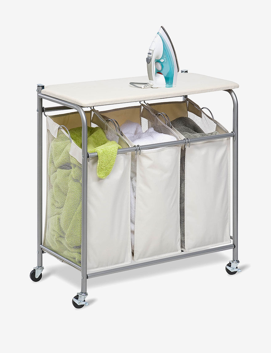 Honey-Can-Do International  Laundry Hampers Irons & Clothing Care