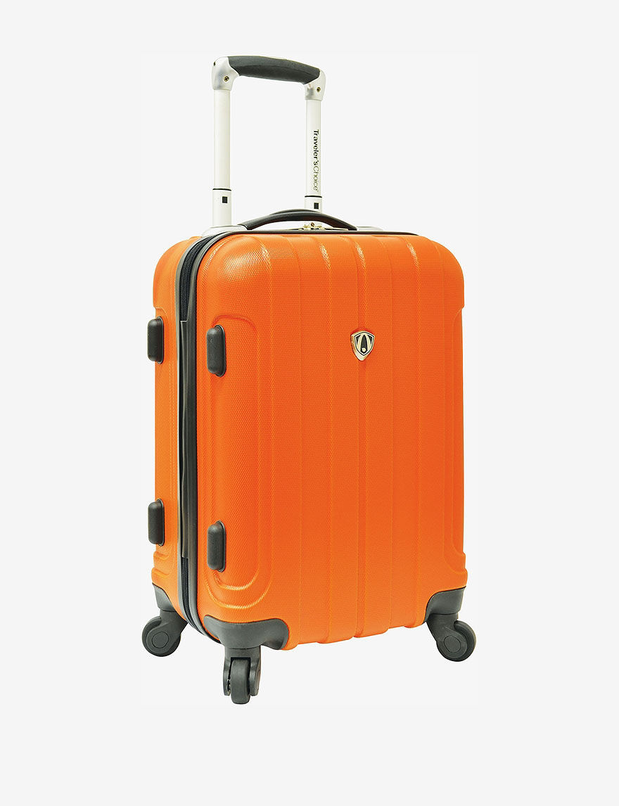 Orange Upright Spinners