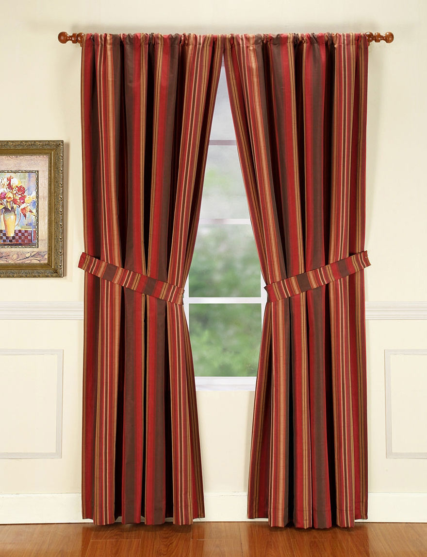 Home Fashions International  Curtains & Drapes Window Treatments