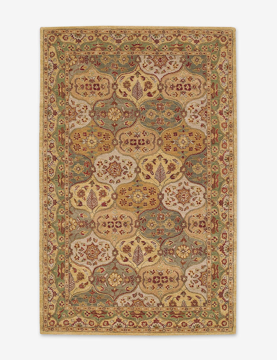 Nourison India House Traditional Rug Stage Stores