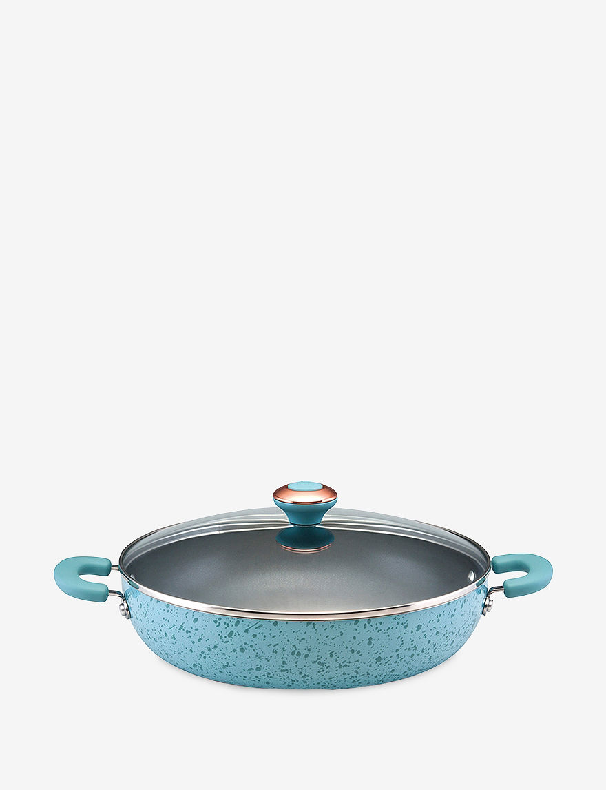 Paula Deen Aqua Frying Pans & Skillets Cookware