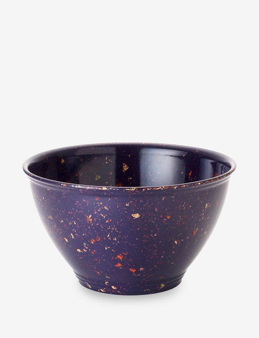 Rachael Ray 4-Quart Garbage Bowl - Purple - Purple - Rachael Ray